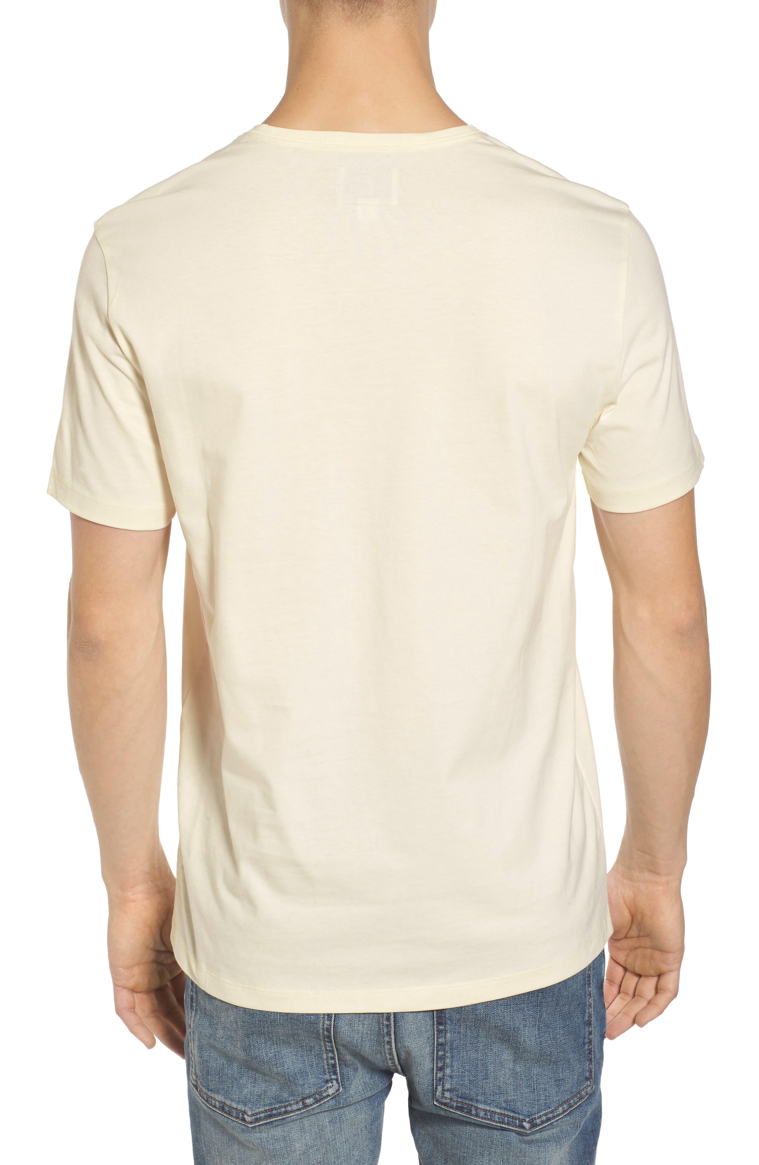 Alternate Image 2  - Calvin Klein Jeans Label Pocket T-Shirt