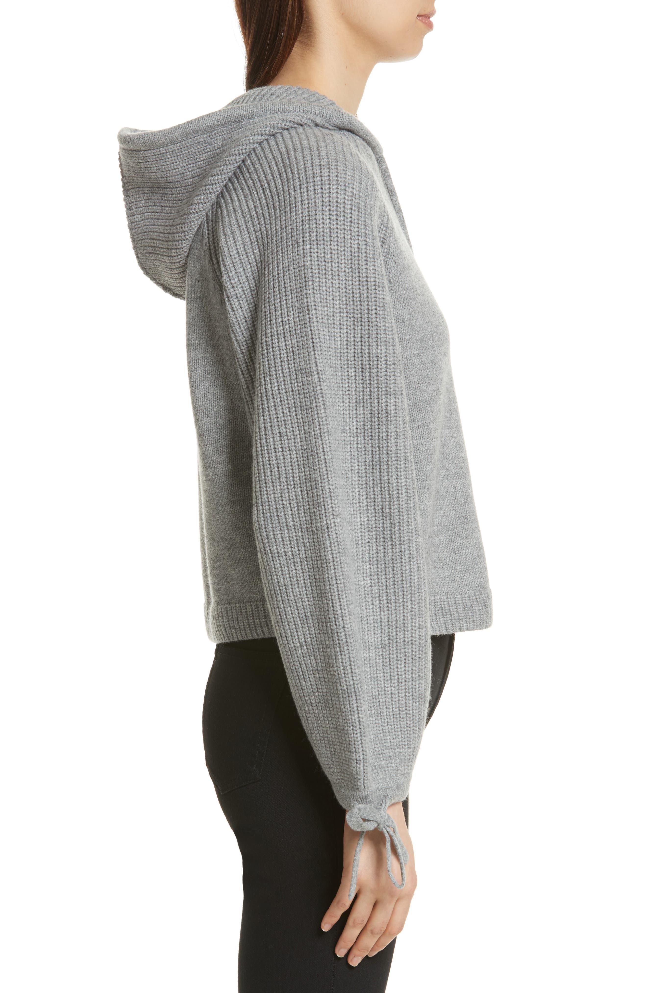 Alternate Image 3  - Tabula Rasa Babur Wool Hoodie