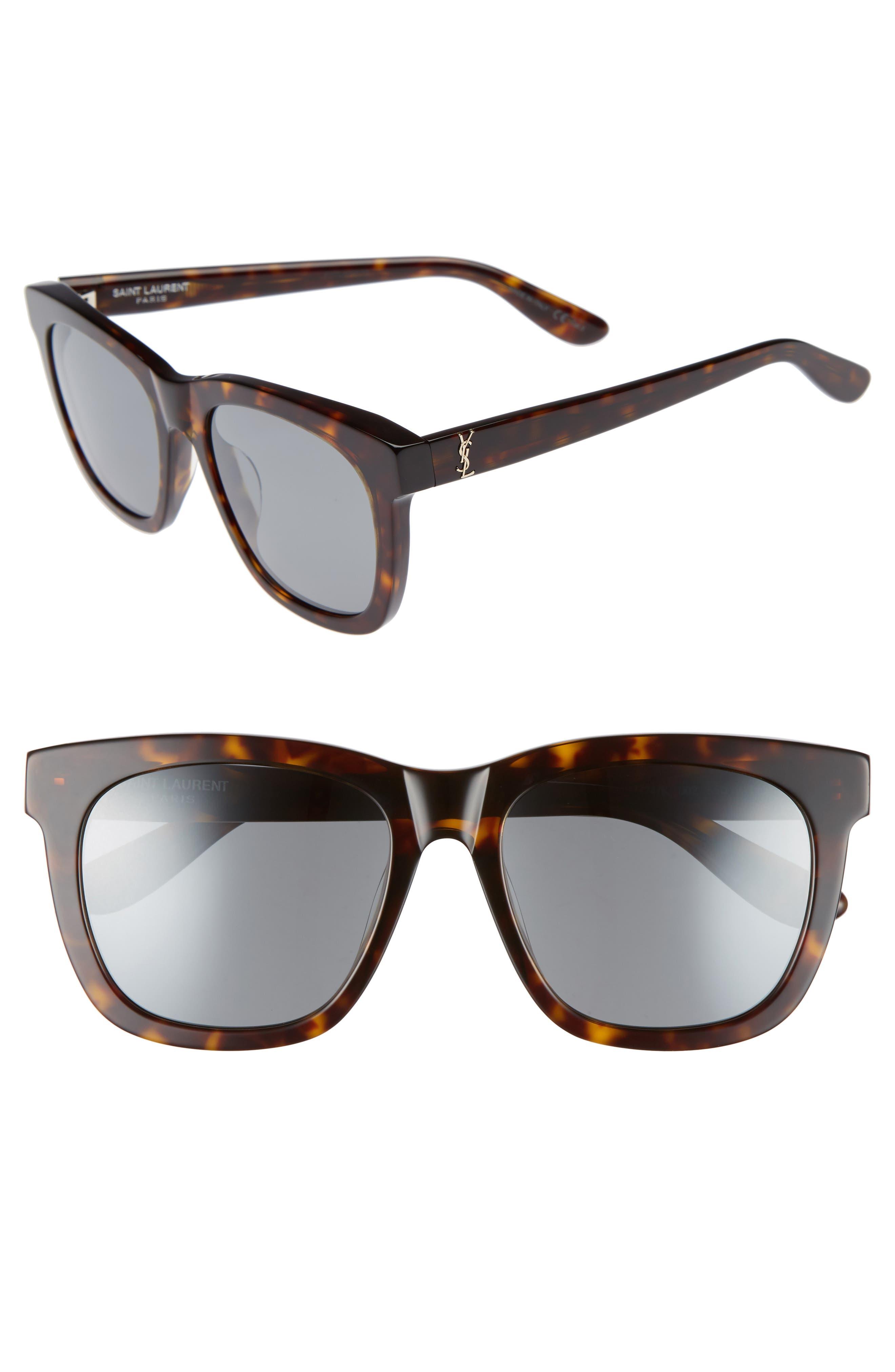 Saint Laurent 55mm Sunglasses
