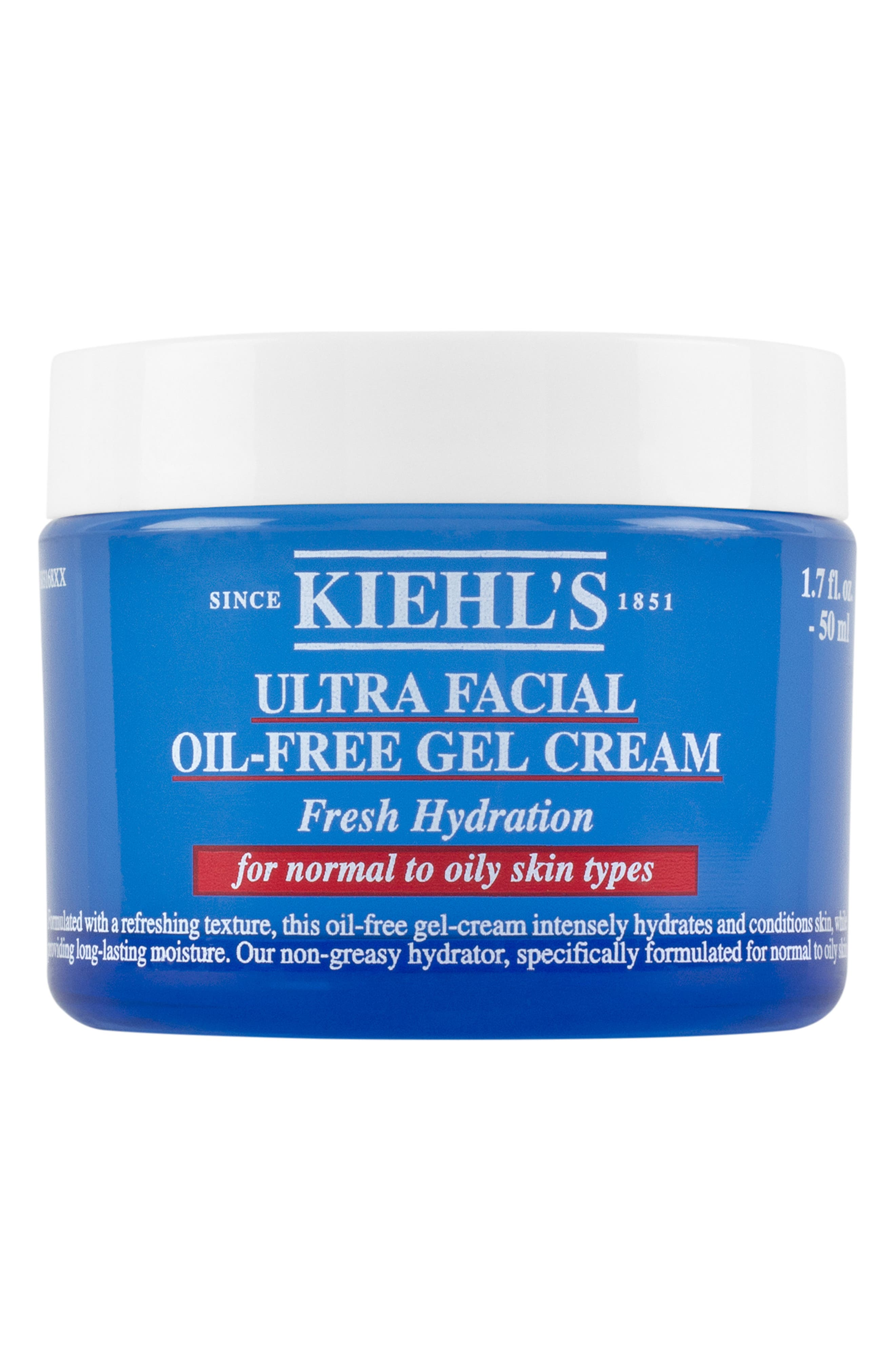 Main Image - Kiehl's Since 1851 'Ultra Facial' Oil-Free Gel Cream