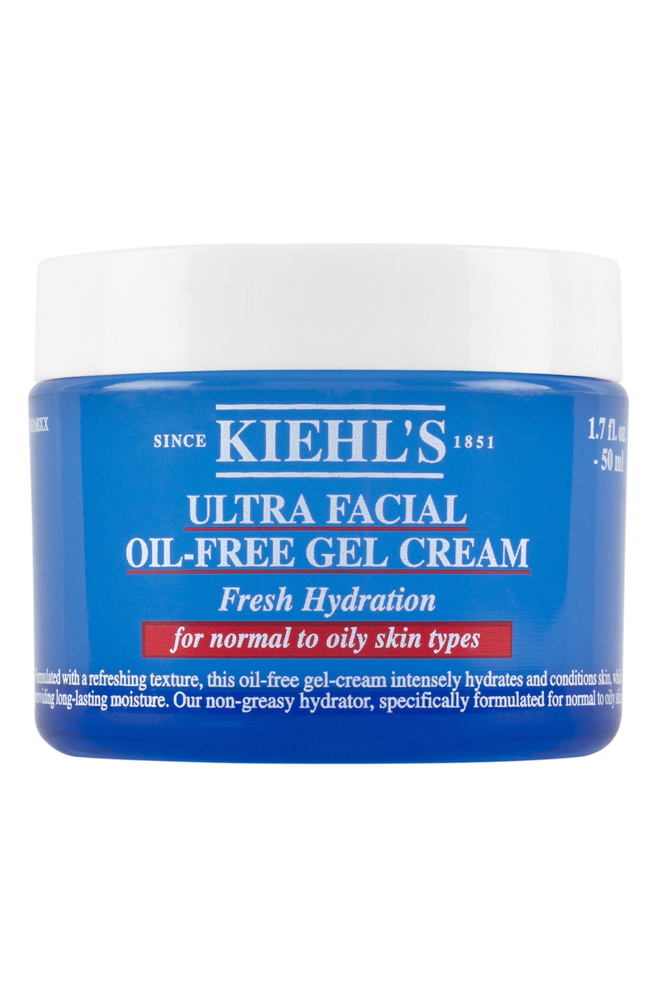 'Ultra Facial' Oil-Free Gel Cream,                         Main,                         color, No Color