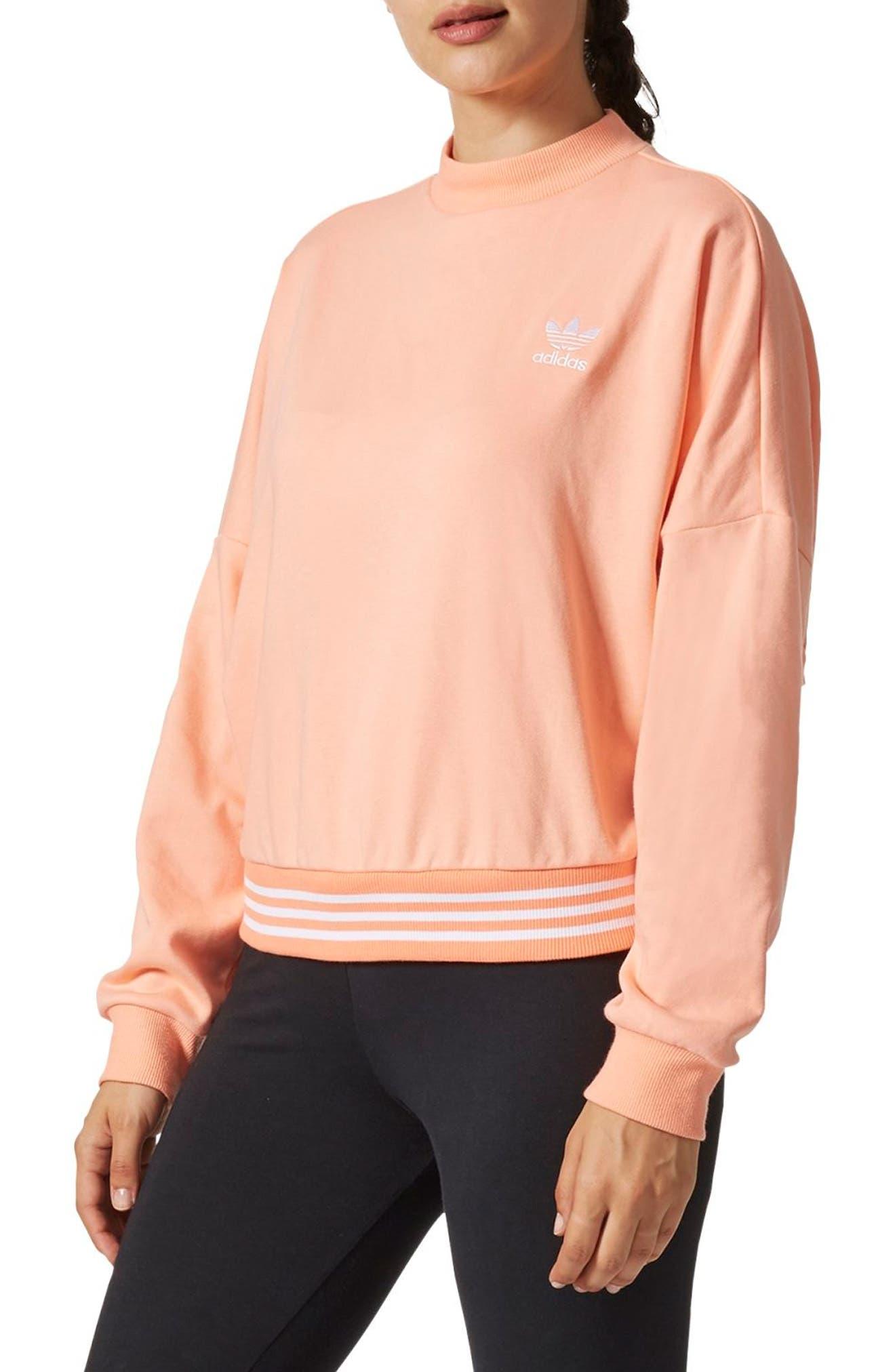 Main Image - adidas Originals by Pharrell Williams HU Sweater