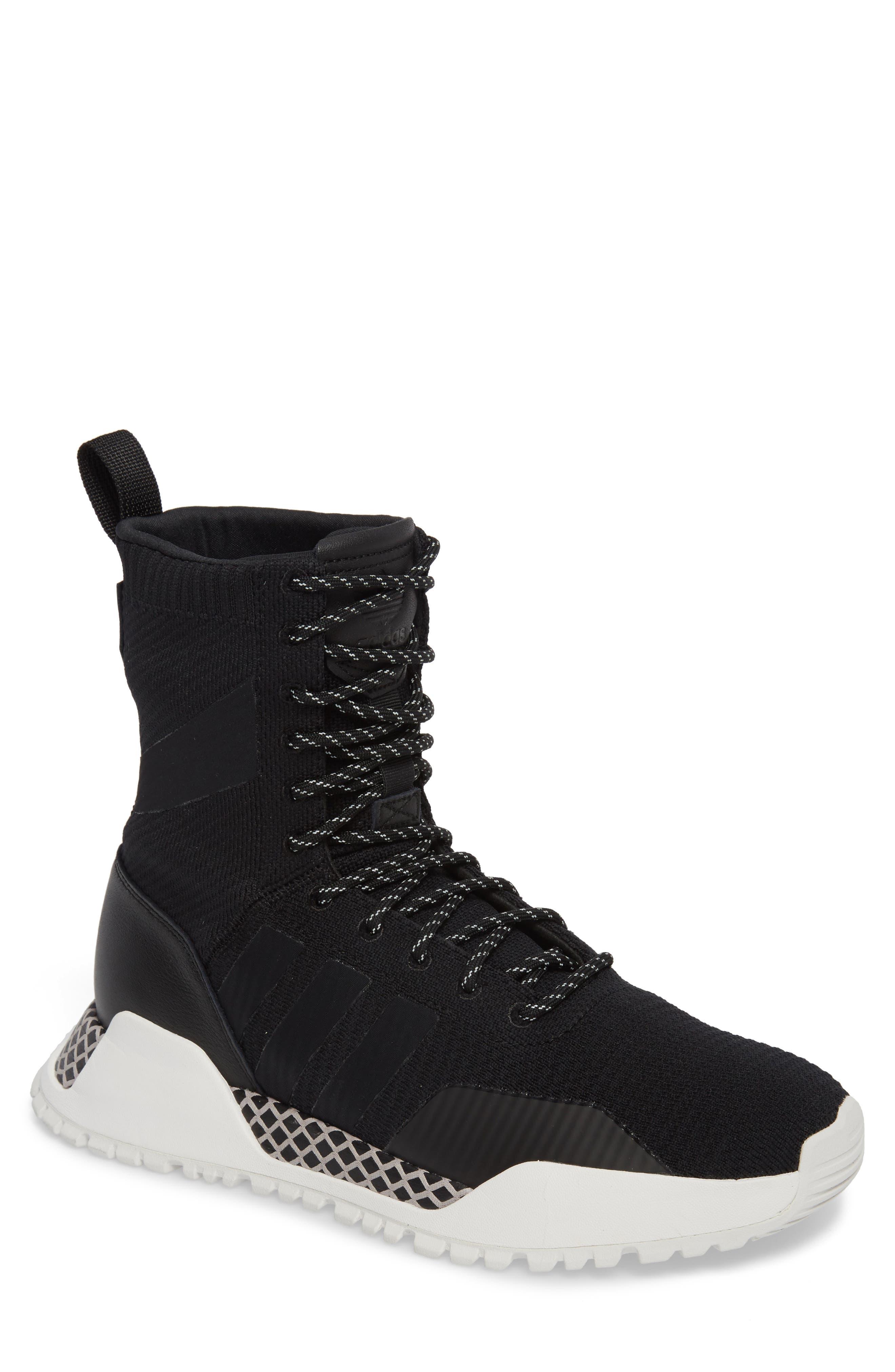 adidas AF 1.3 Weatherproof Primeknit Sneaker Boot (Men)