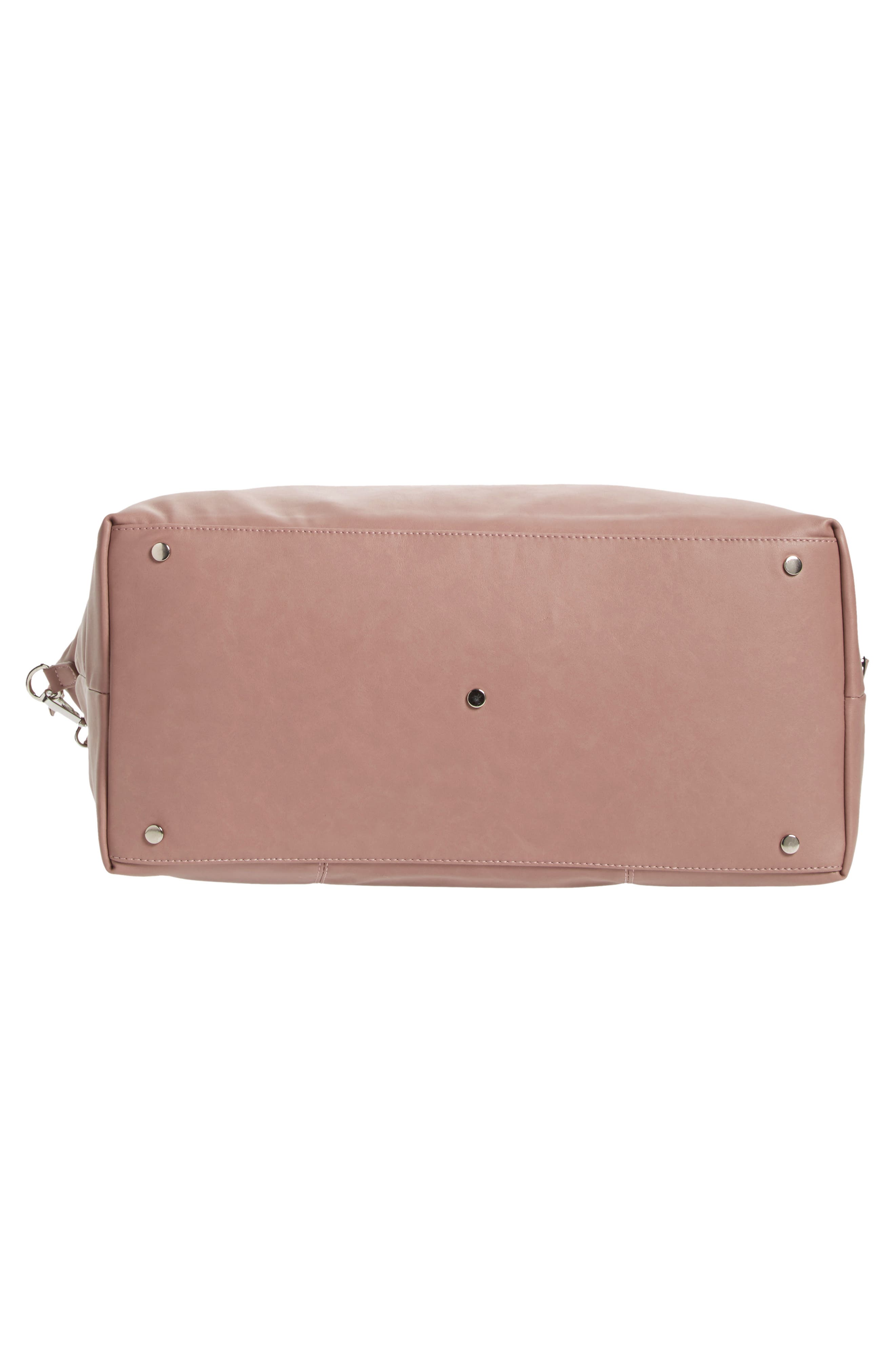 Alternate Image 6  - Sole Society Kelis Duffel Bag