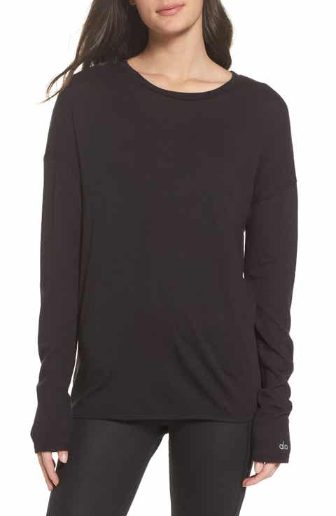 Alo Falls Long Sleeve Top