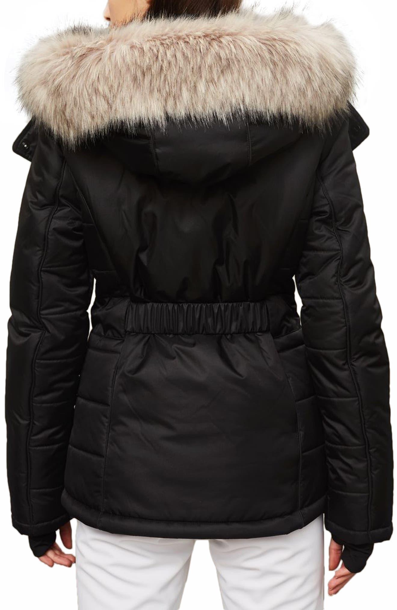 SNO Amazon Puffer Jacket,                             Alternate thumbnail 2, color,                             Black