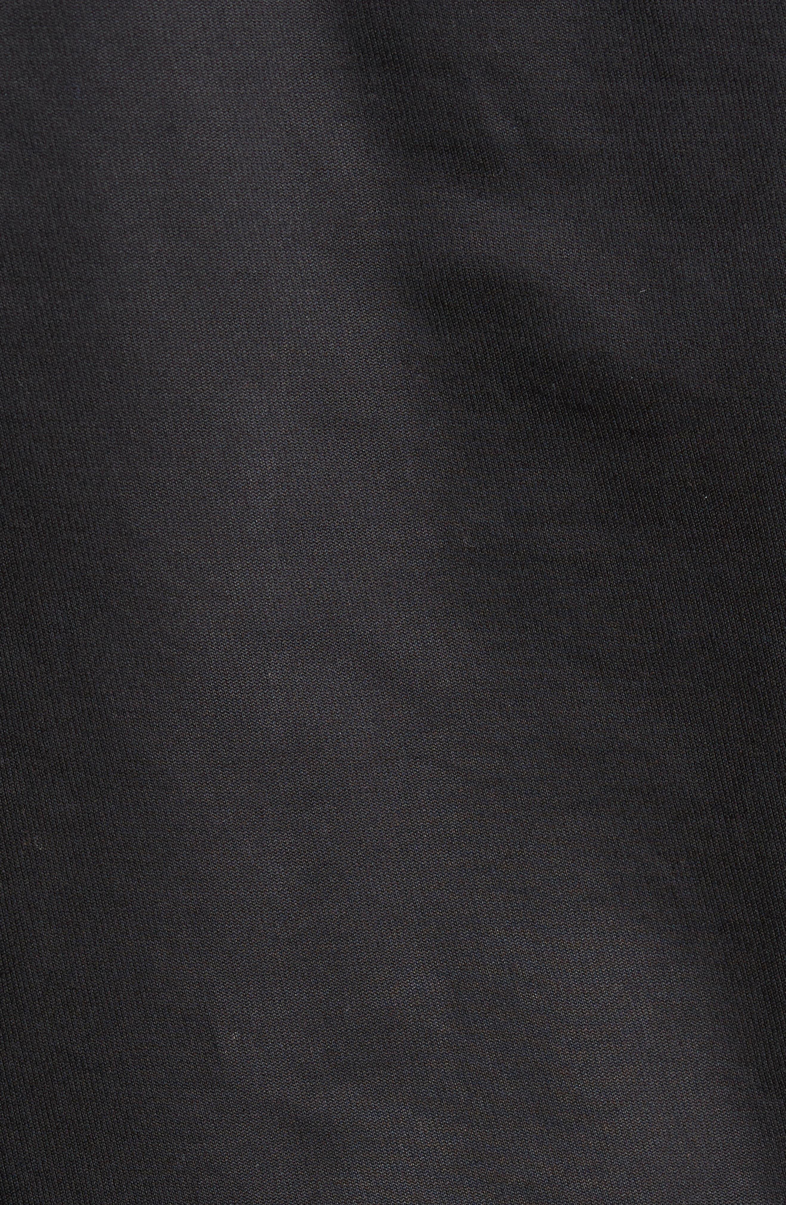 Alternate Image 5  - O'Neill Burnside Faux Shearling Trim Deck Jacket
