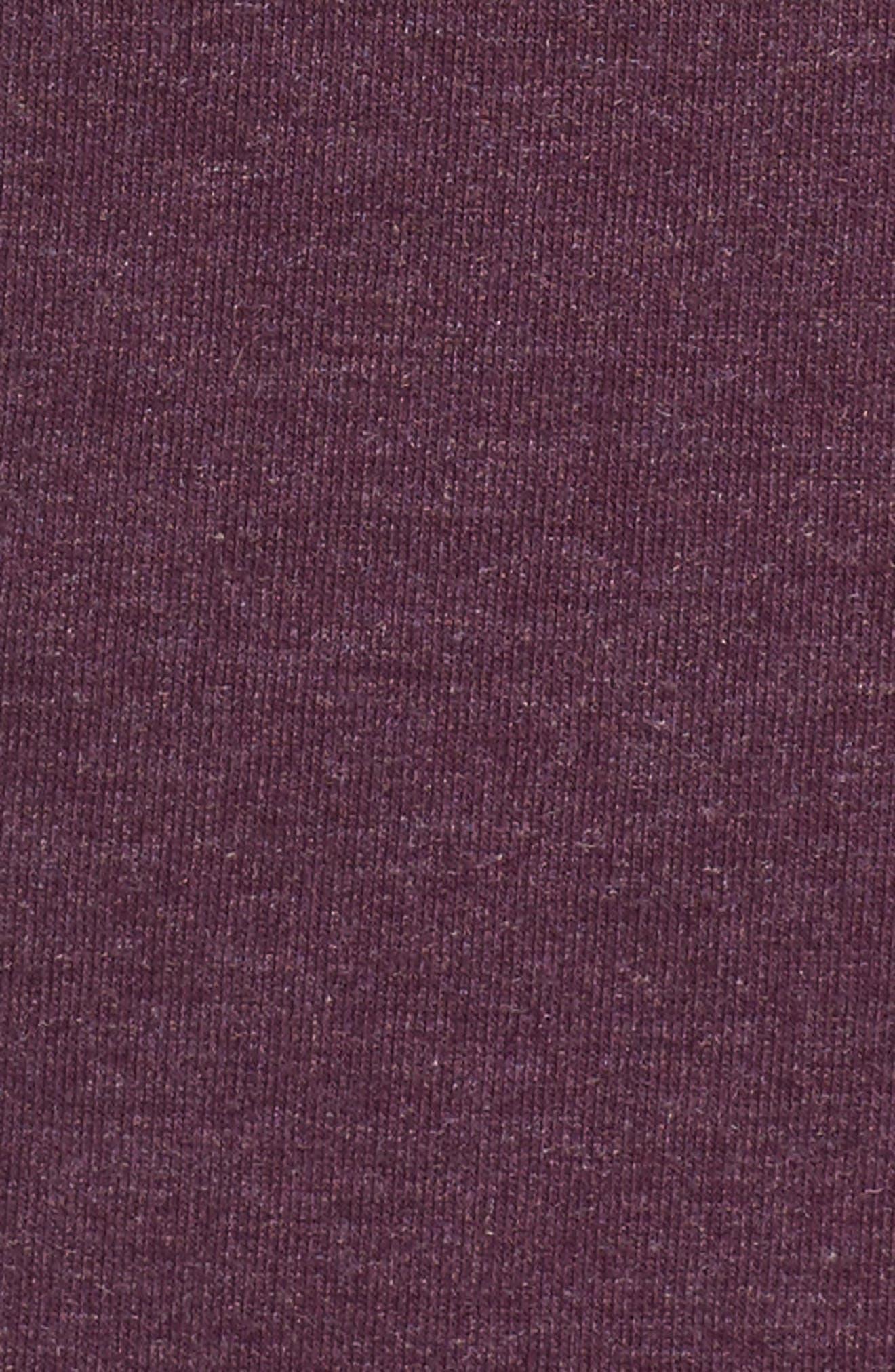 En Route Hoodie,                             Alternate thumbnail 8, color,                             Purple Potent