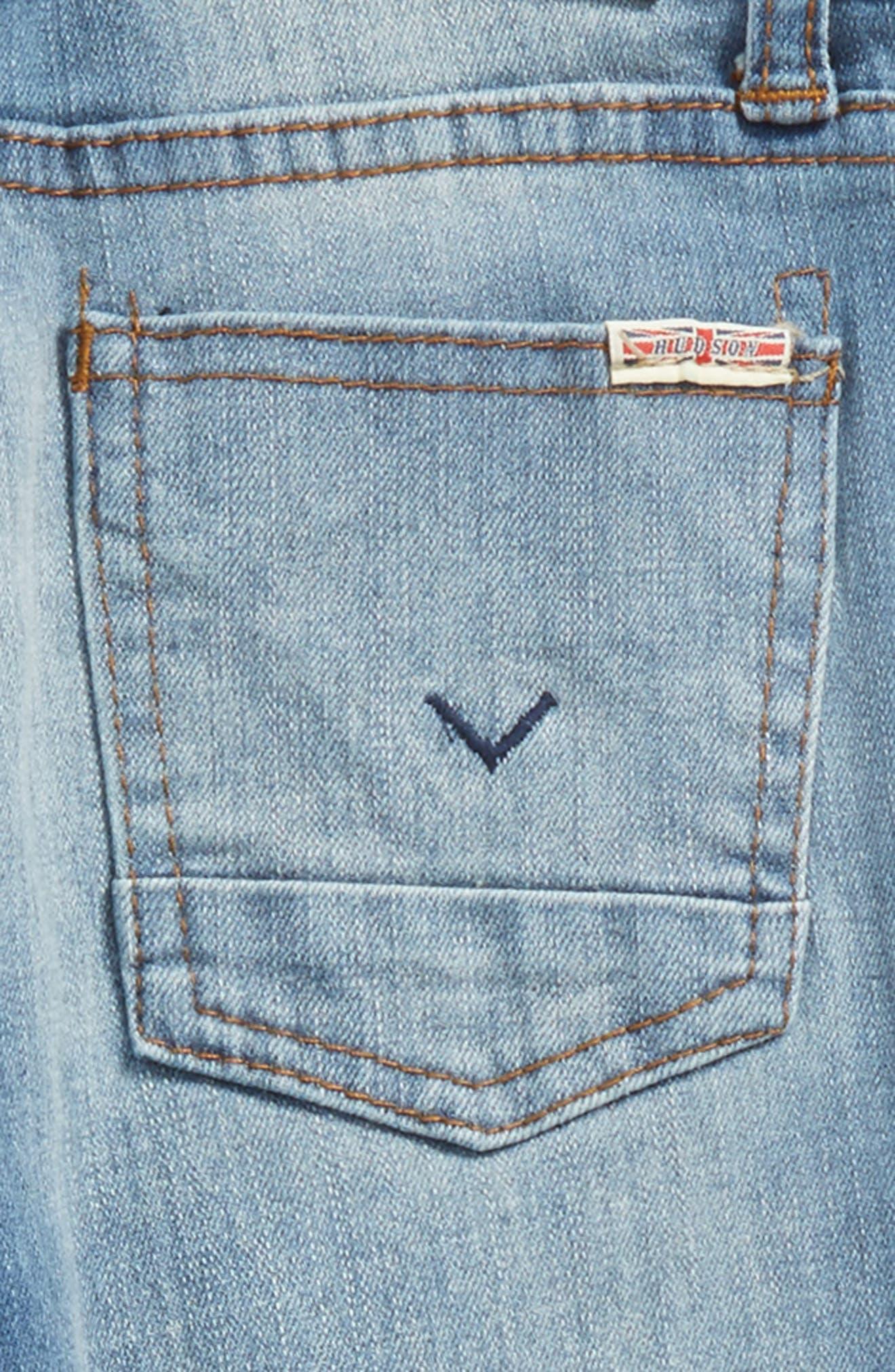 Alternate Image 3  - Hudson Kids Jagger Slim Straight Leg Jeans (Toddler Boys & Little Boys)