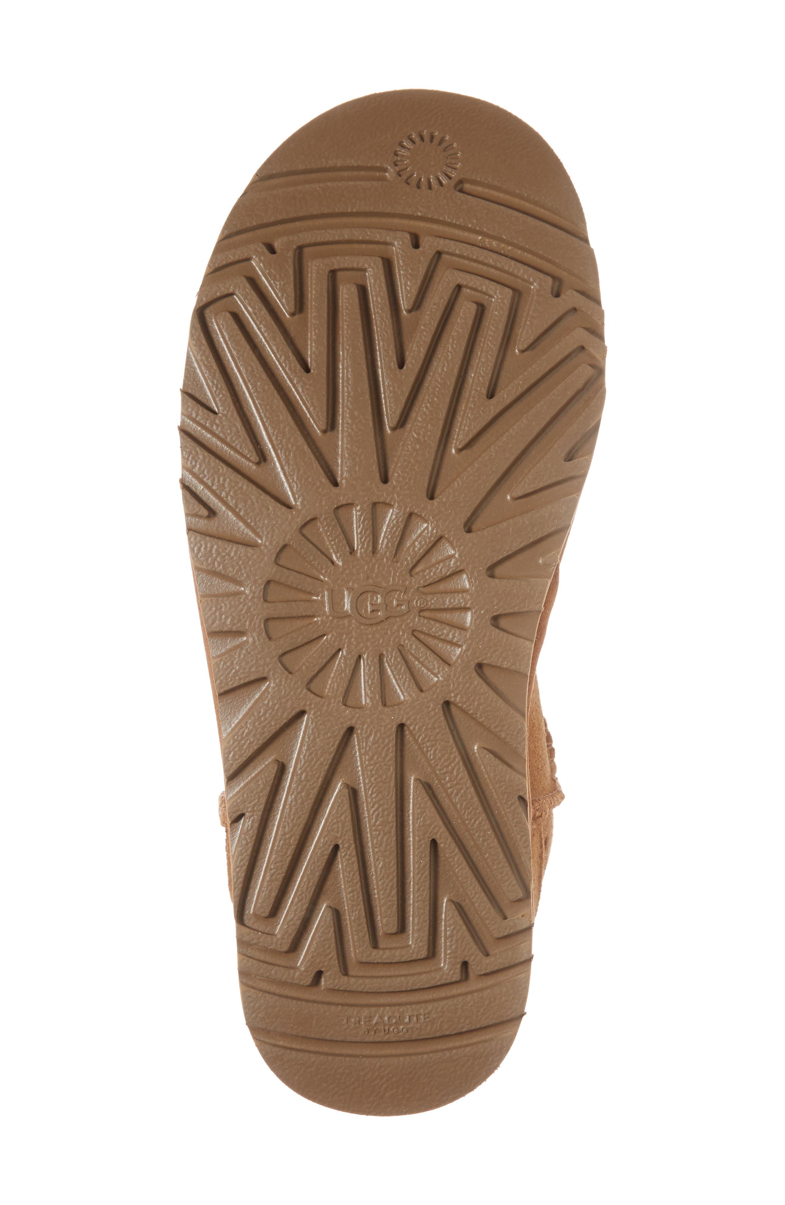 Alternate Image 6  - UGG® Classic Short Sunshine Perforated Boot (Women)