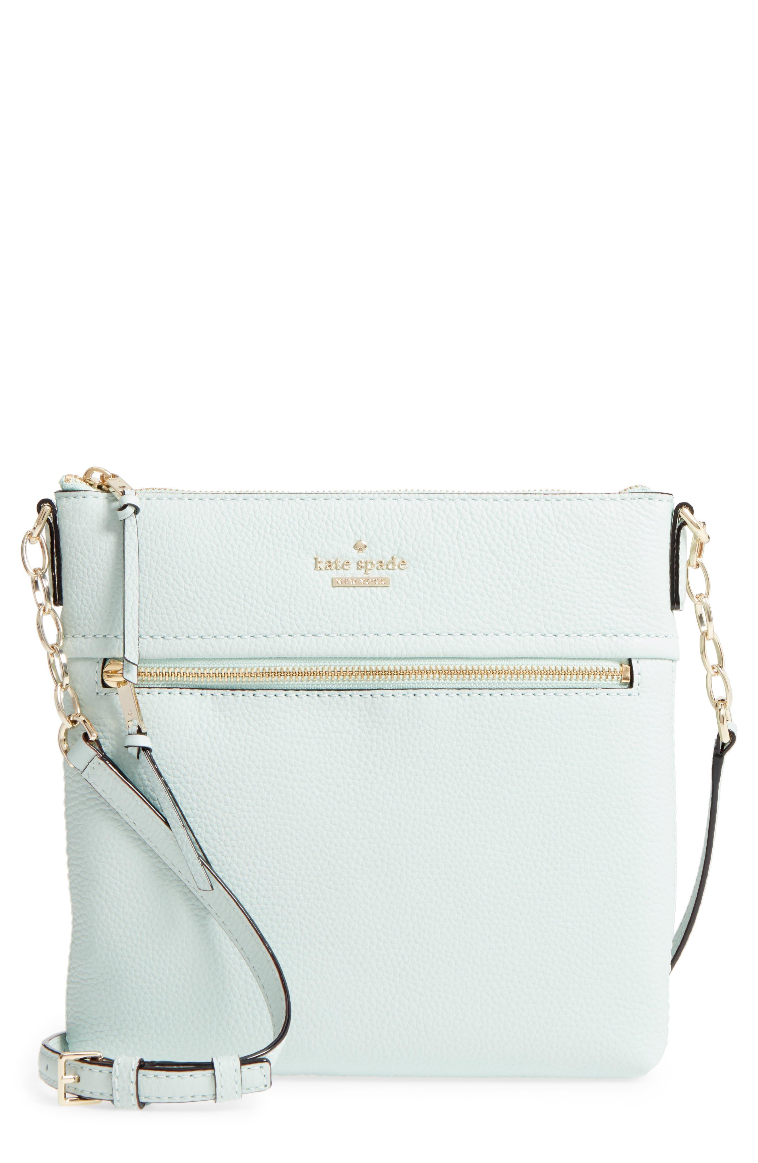 jackson street - melisse crossbody bag,                             Main thumbnail 1, color,                             Misty Mint