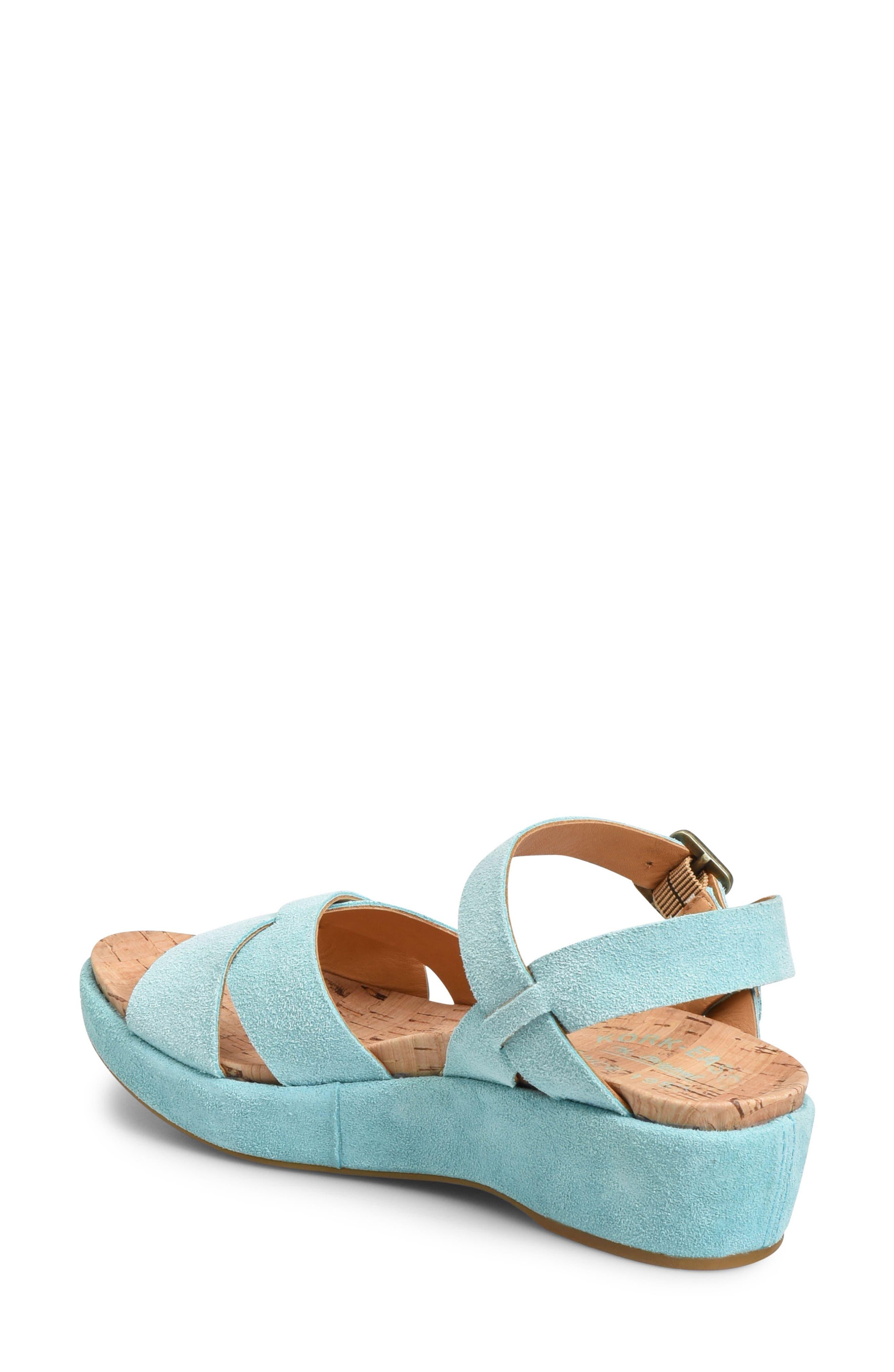 Alternate Image 2  - Kork-Ease® 'Myrna 2.0' Cork Wedge Sandal (Women)