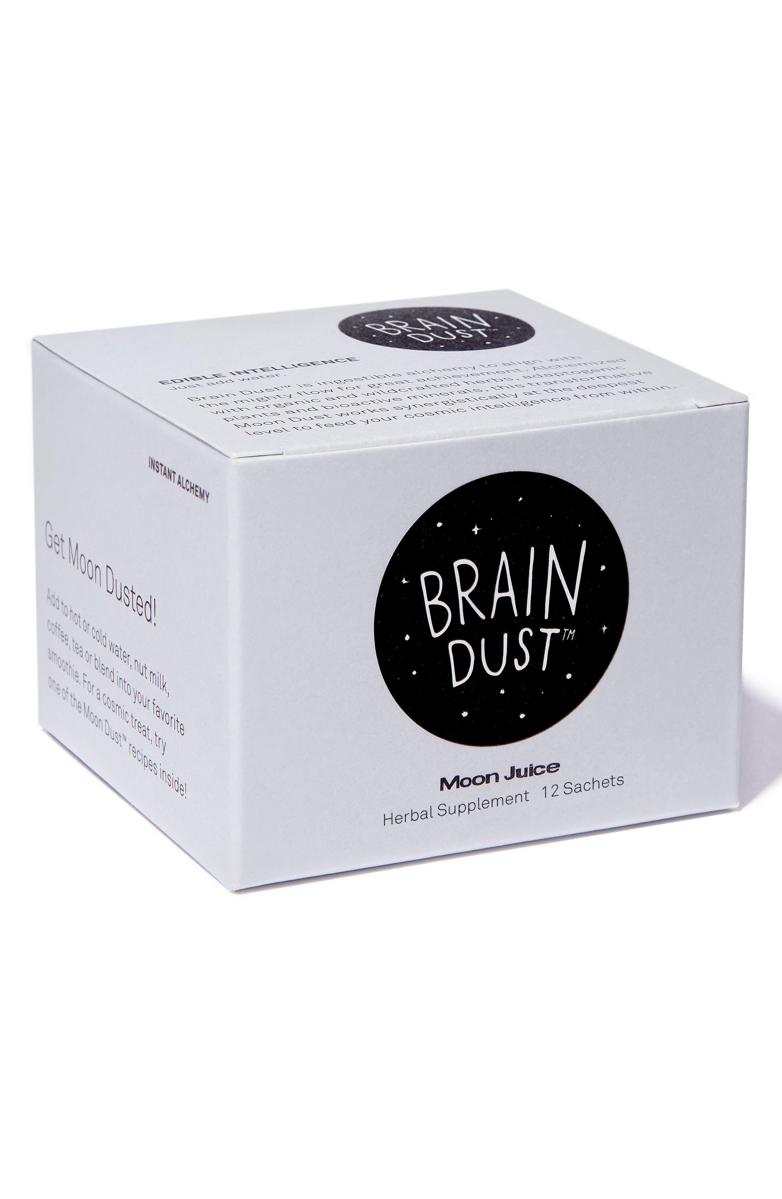 Brain Dust<sup>®</sup> 12-Pack Sachet Box,                             Main thumbnail 1, color,                             Brain