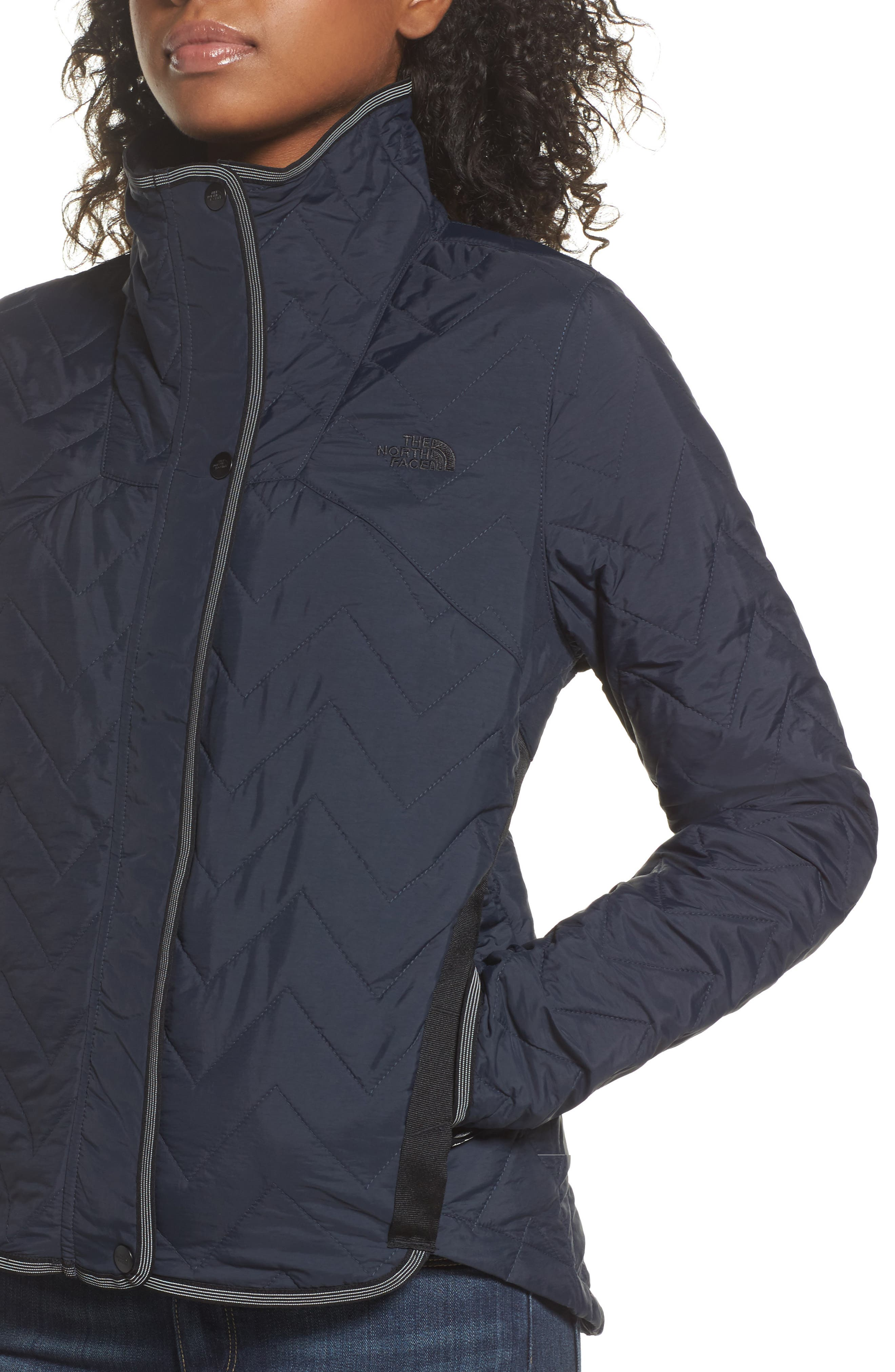 Westborough Insulated Jacket,                             Alternate thumbnail 4, color,                             Urban Navy