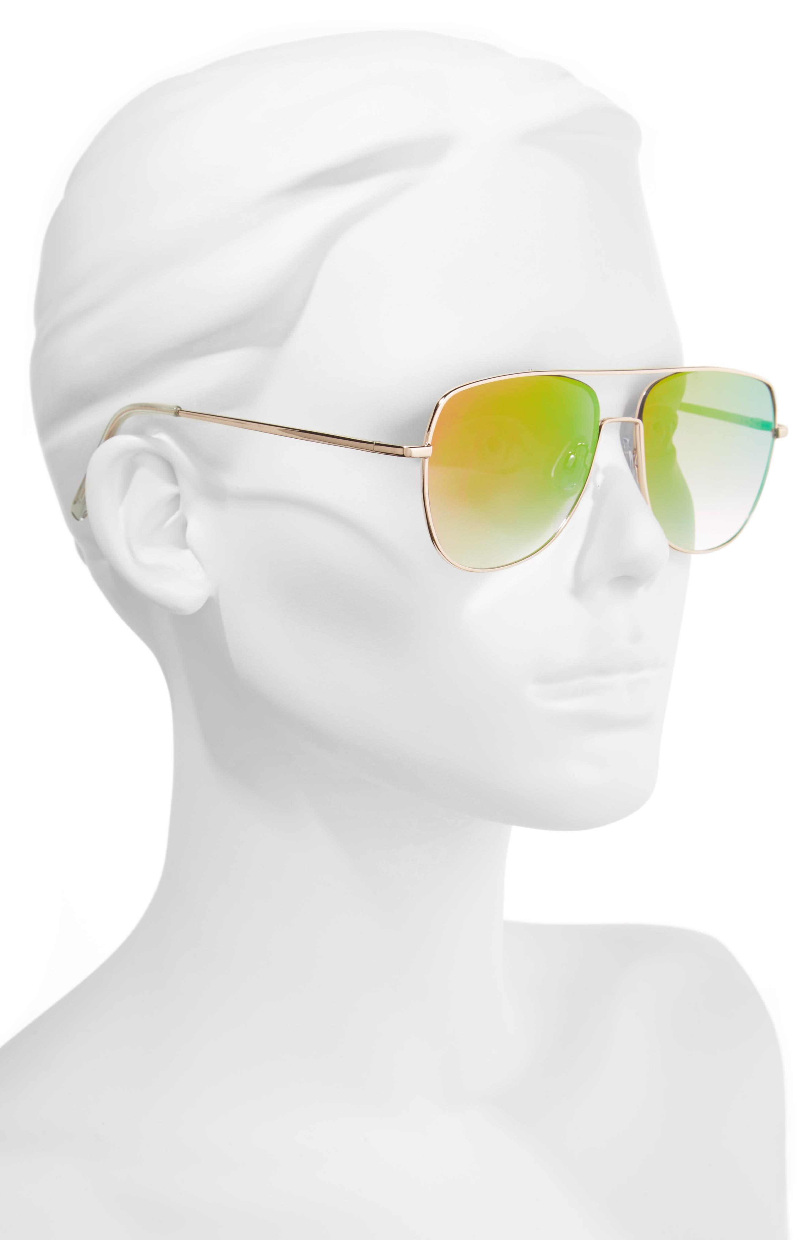 Alternate Image 2  - BP. 58mm Aviator Sunglasses