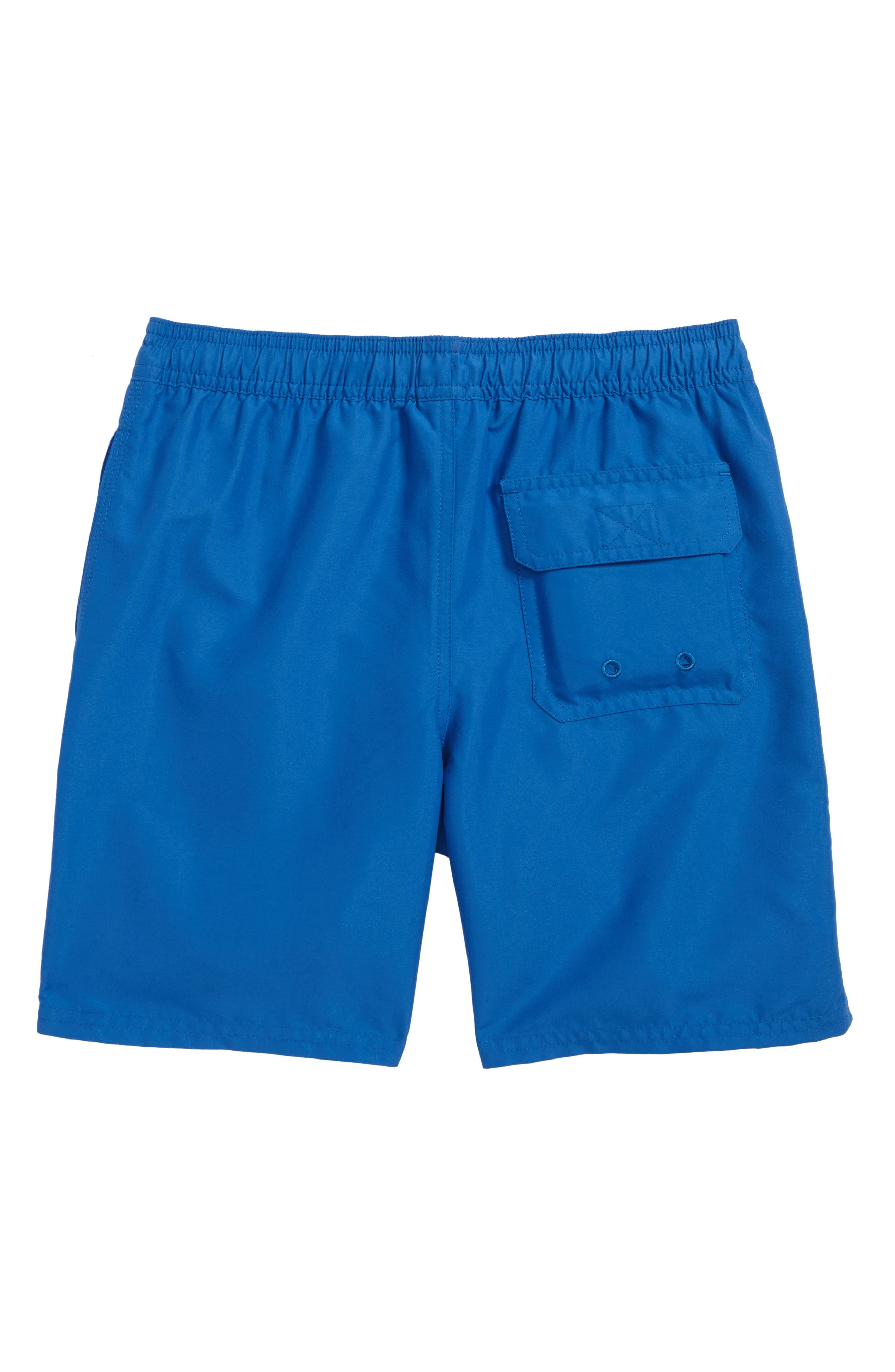 Alternate Image 2  - Vineyard Vines Bungalow Board Shorts (Big Boys)