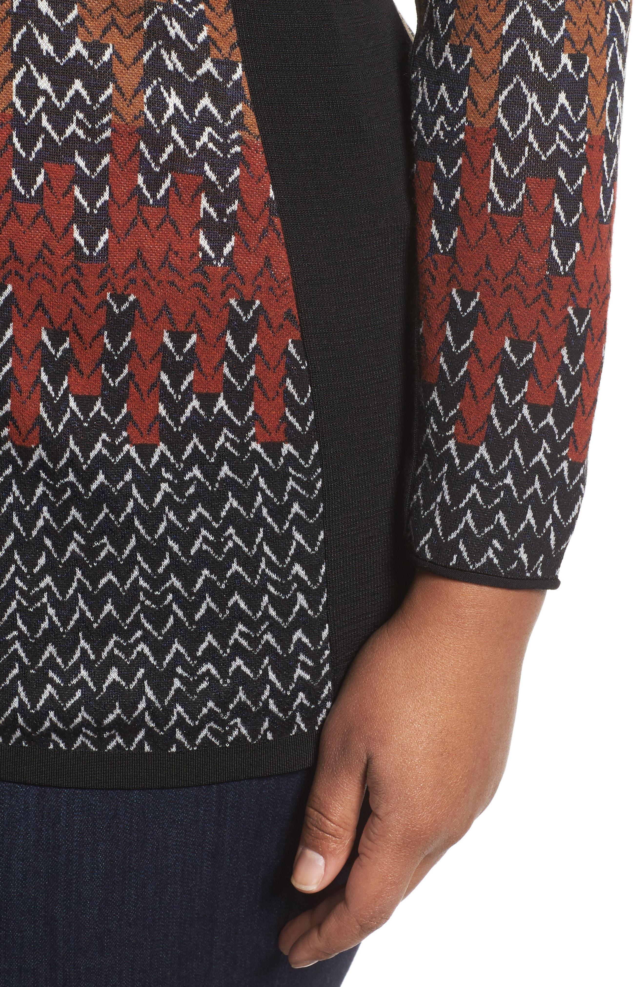 Sunset Sweater,                             Alternate thumbnail 4, color,                             Multi