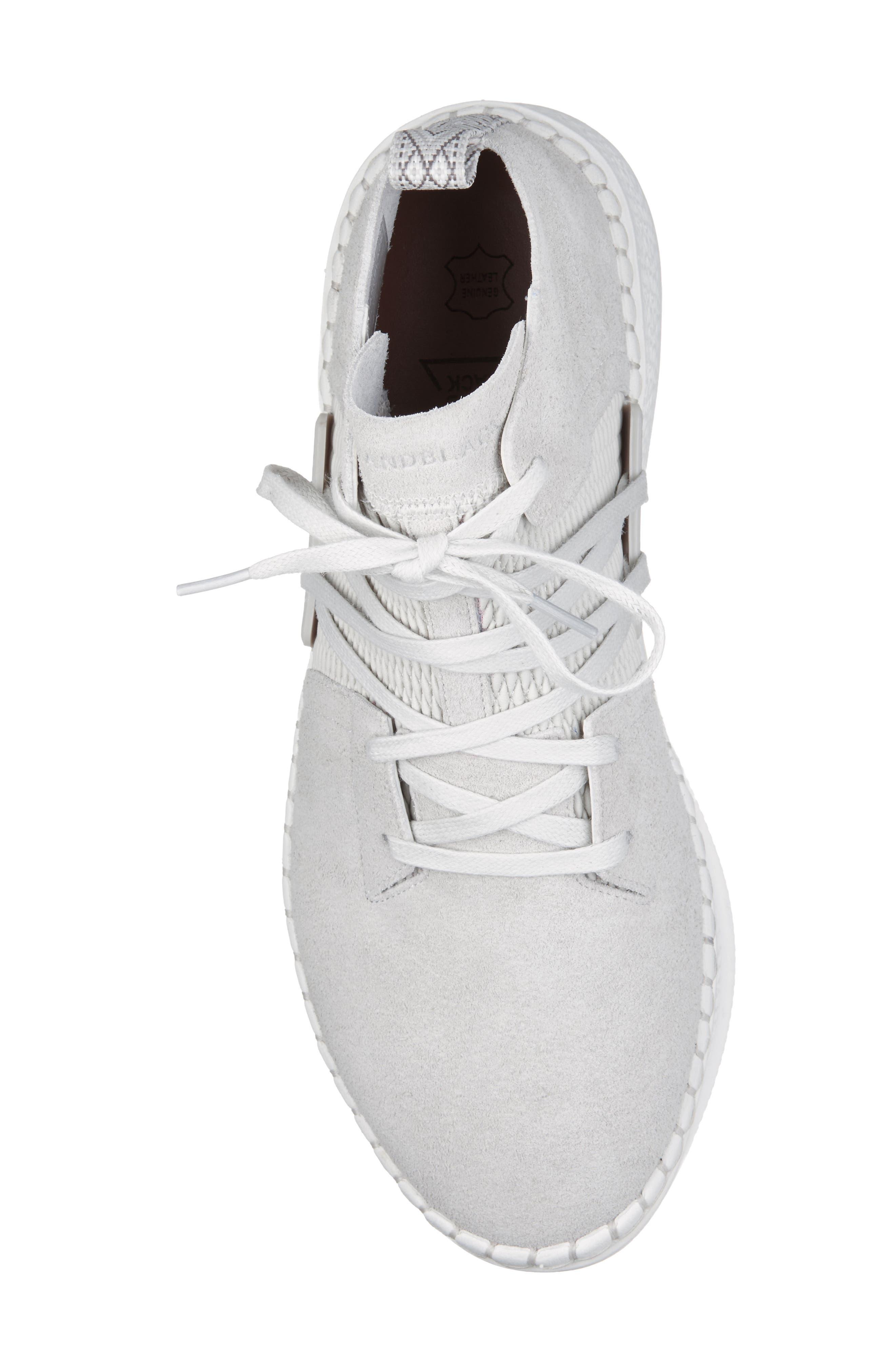 Delta Sneaker,                             Alternate thumbnail 5, color,                             Beige