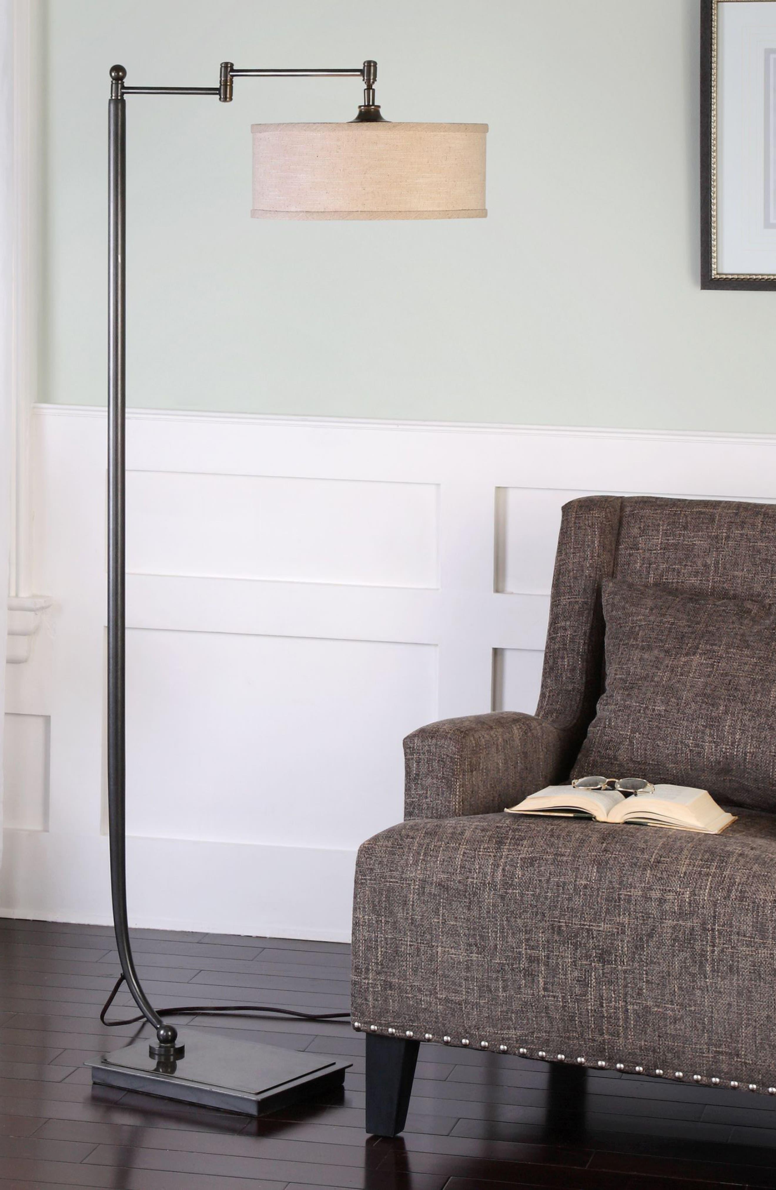 Alternate Image 2  - Uttermost Lamine Floor Lamp
