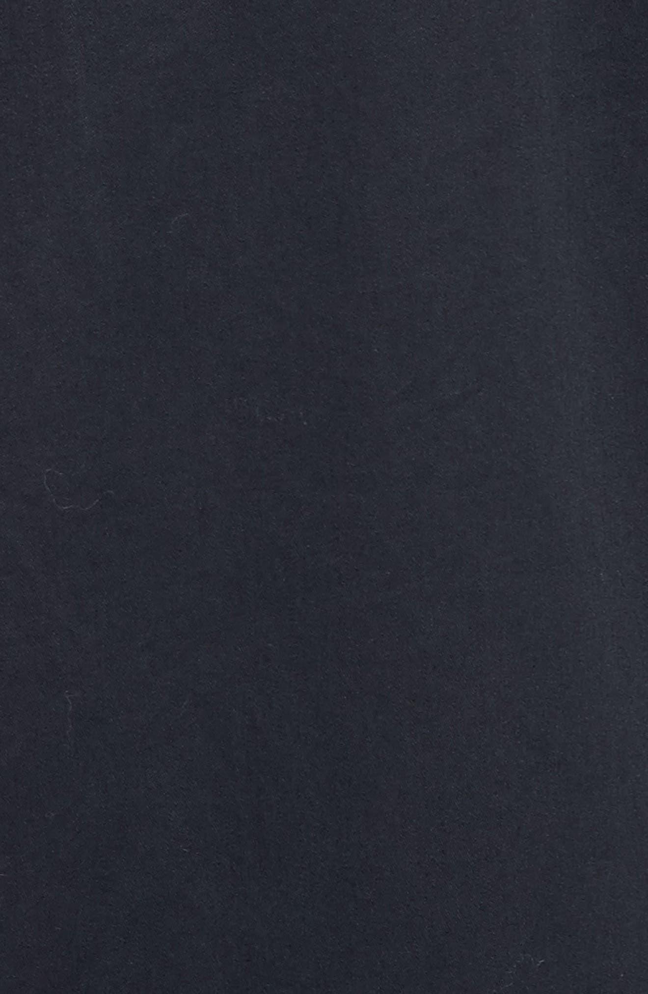 Darla Bell Cuff Shirt,                             Alternate thumbnail 5, color,                             Eclipse