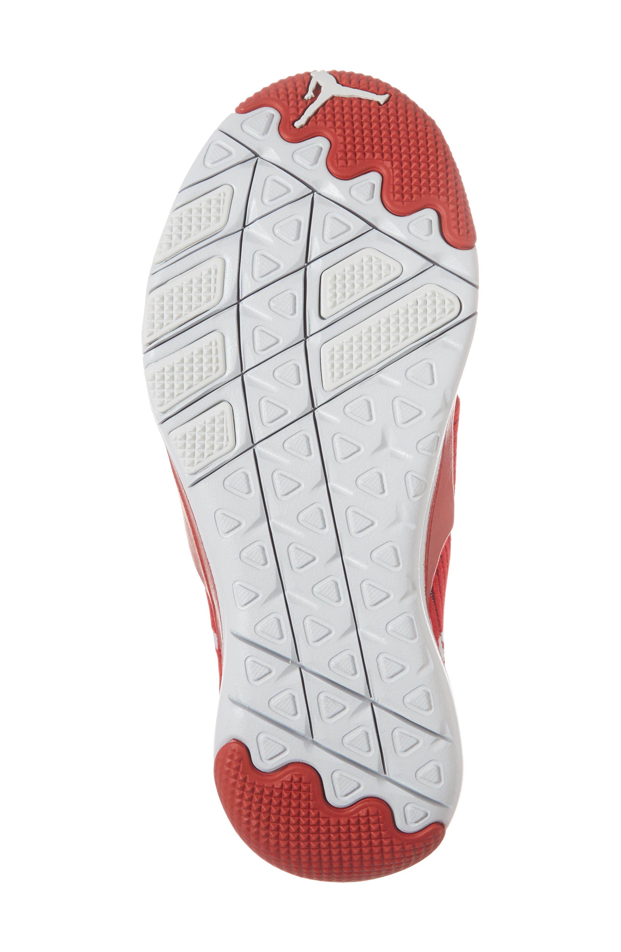 Trainer Pro Training Shoe,                             Alternate thumbnail 6, color,                             Gym Red/ Pure Platinum
