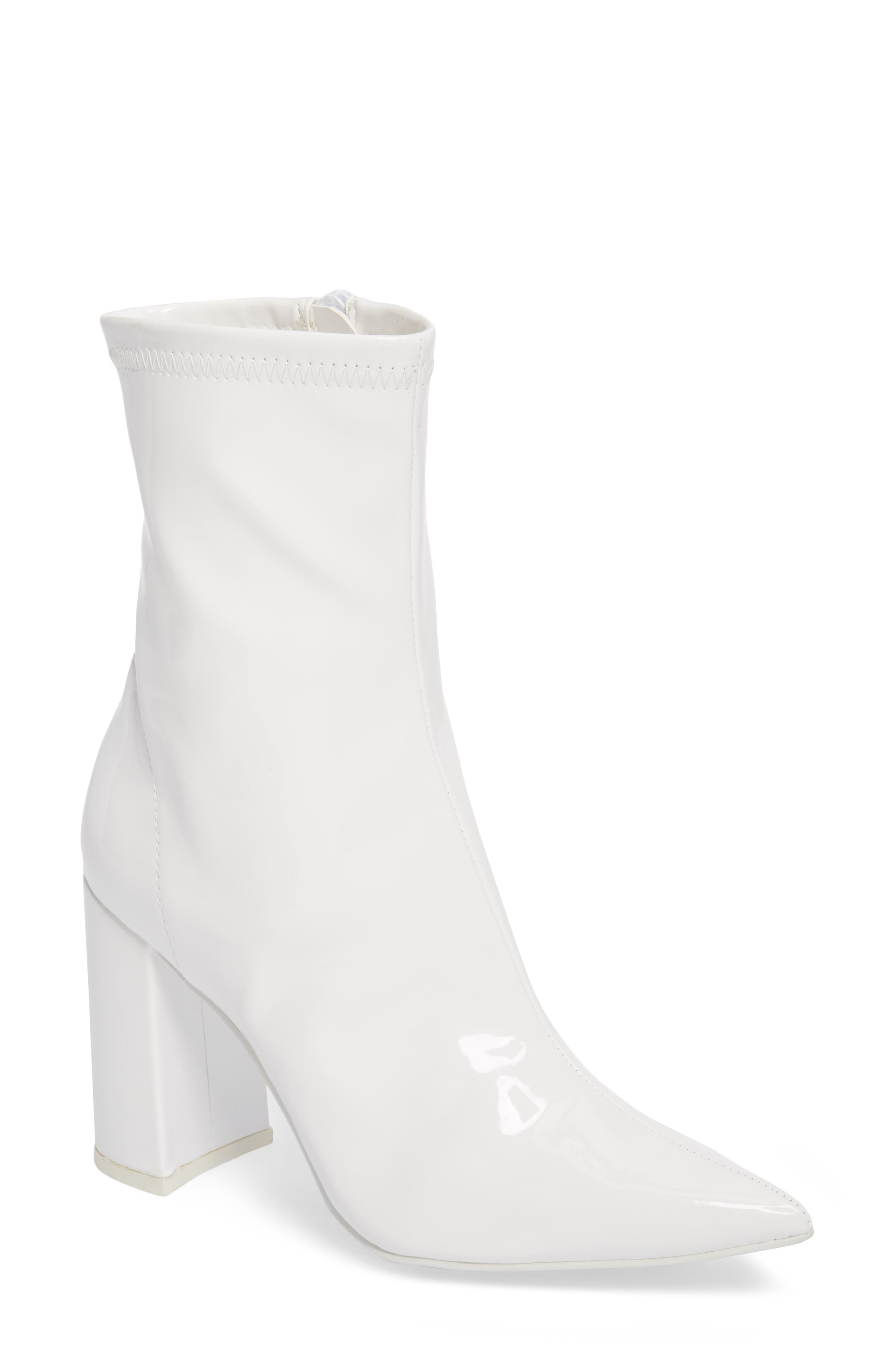 Women's White Ankle Boots & Booties | Nordstrom