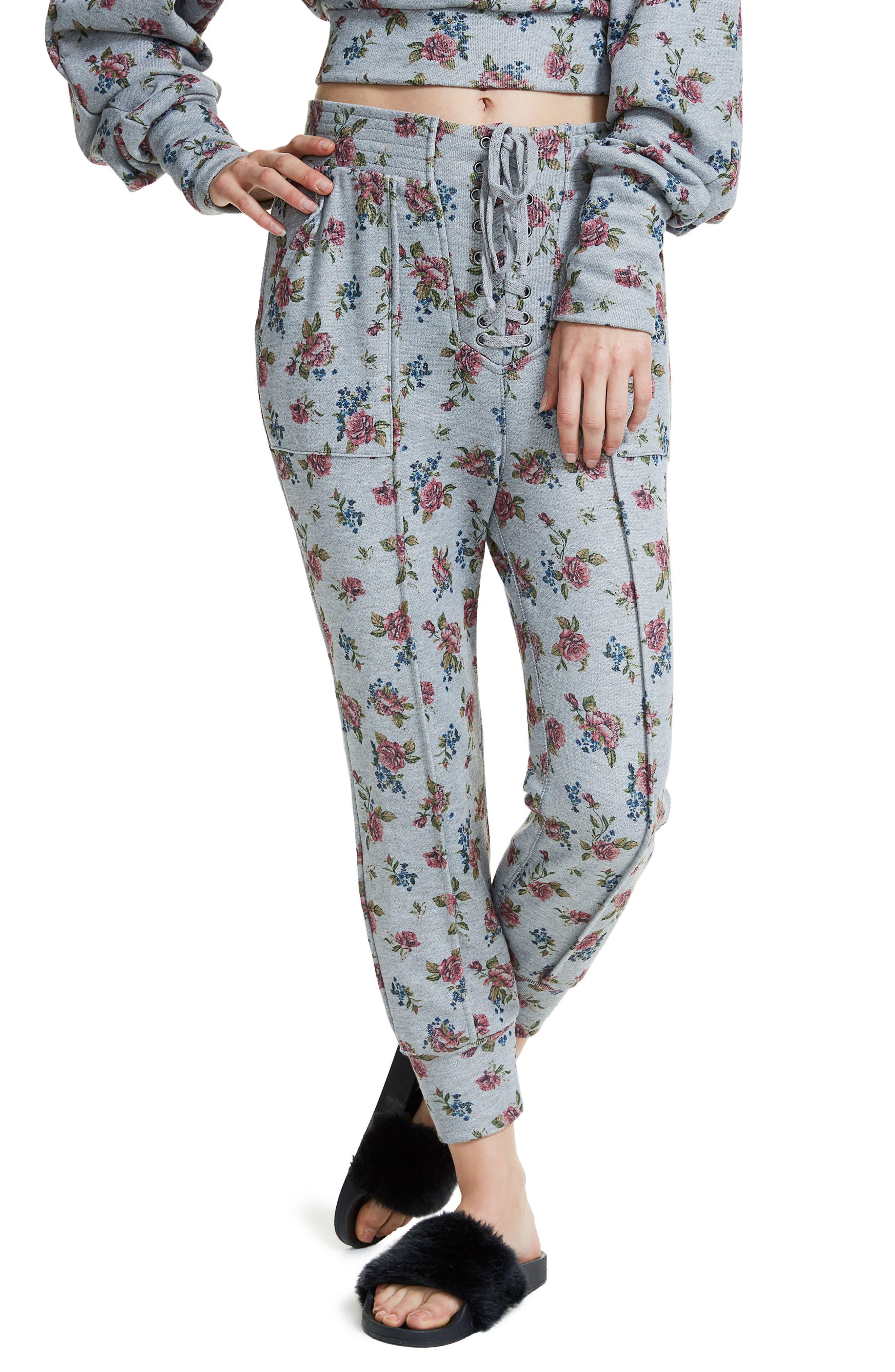 AFRM Lace-Up Jogger Pants