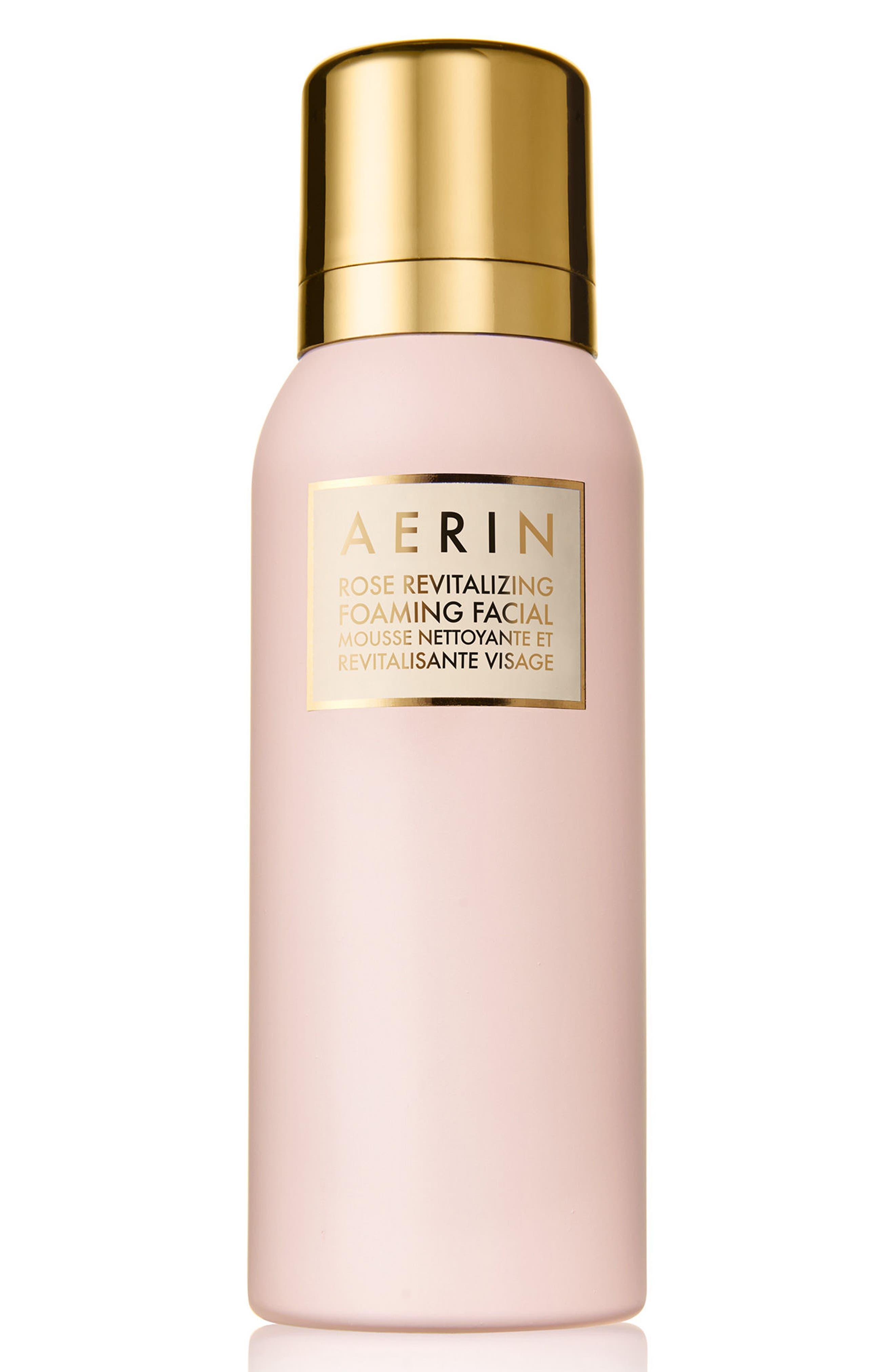 Alternate Image 1 Selected - AERIN Beauty Rose Revitalizing Foaming Facial Mousse