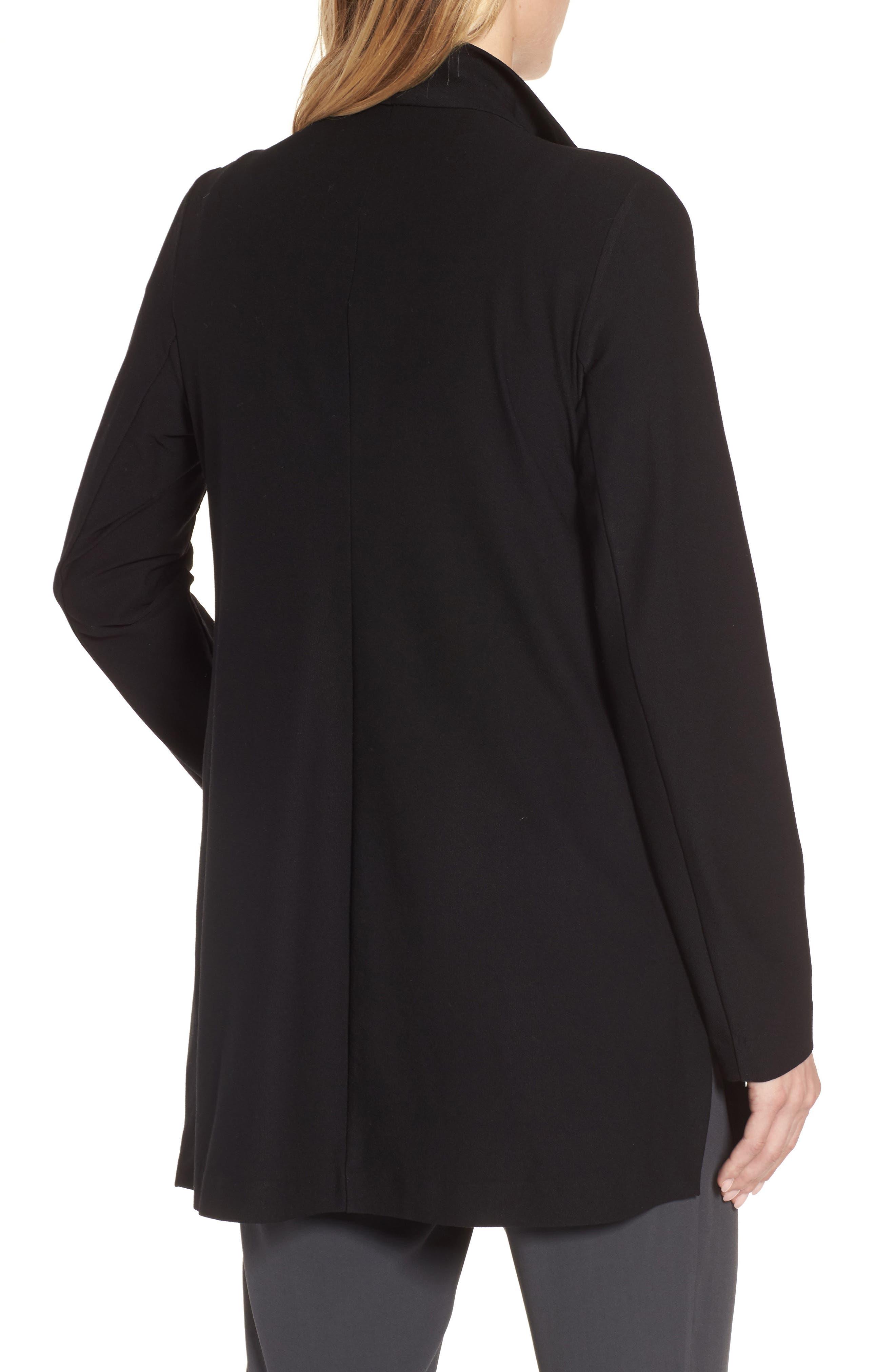 Alternate Image 2  - Eileen Fisher Long Knit Jacket