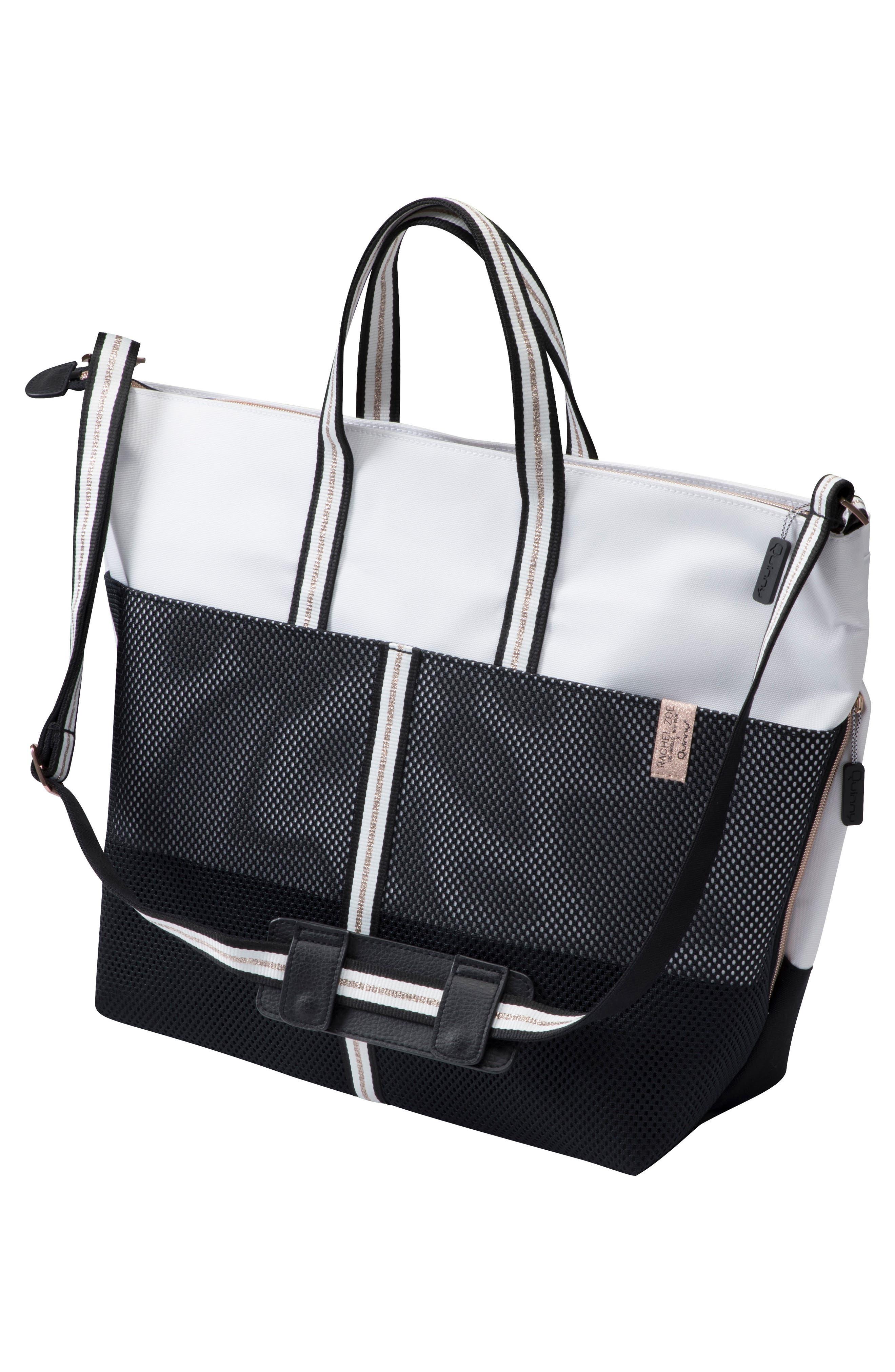 x Rachel Zoe Luxe Sport Diaper Bag,                             Alternate thumbnail 2, color,                             Rz Luxe Sport