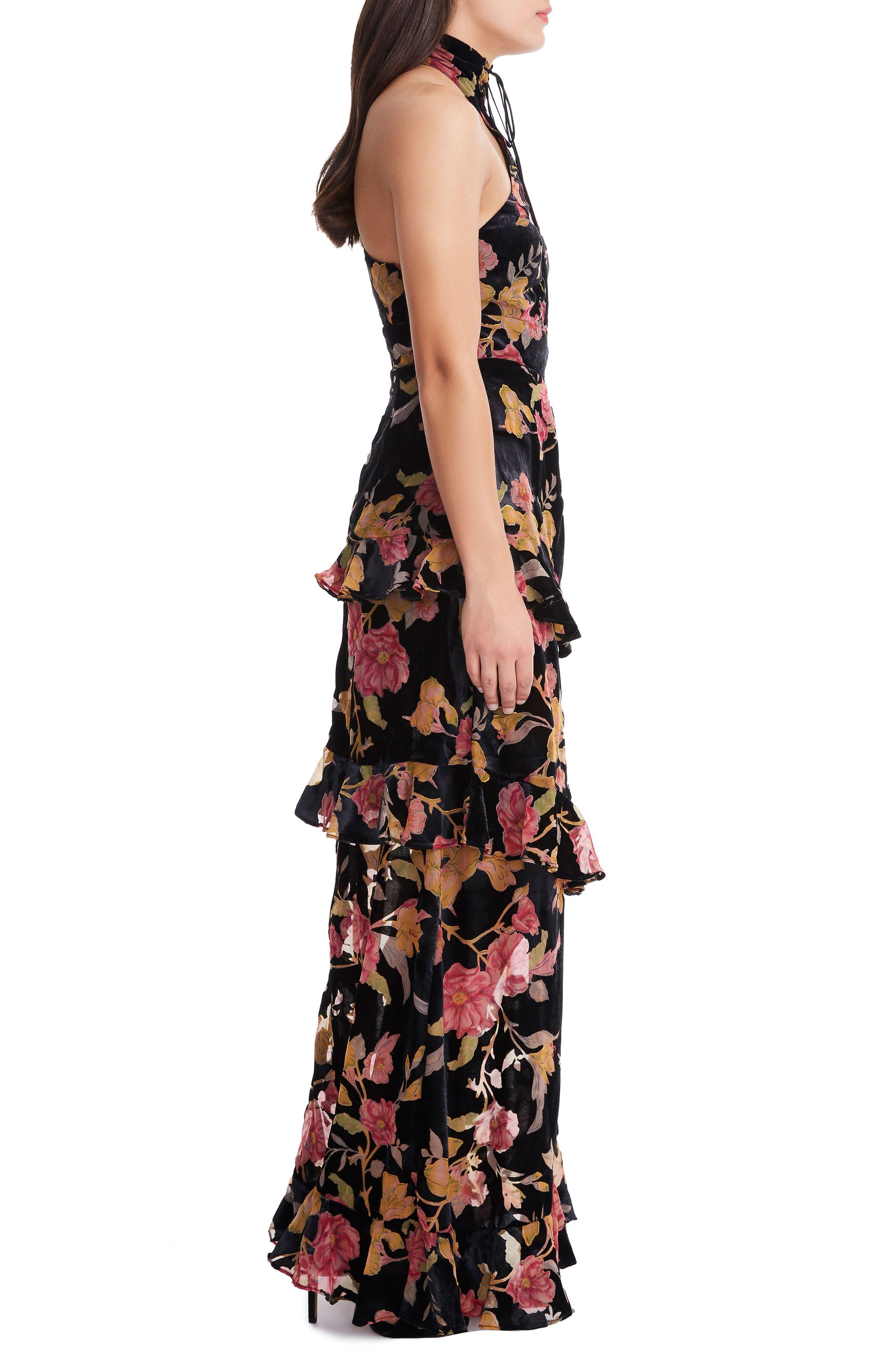 Alternate Image 3  - AFRM Remington Choker Maxi Dress