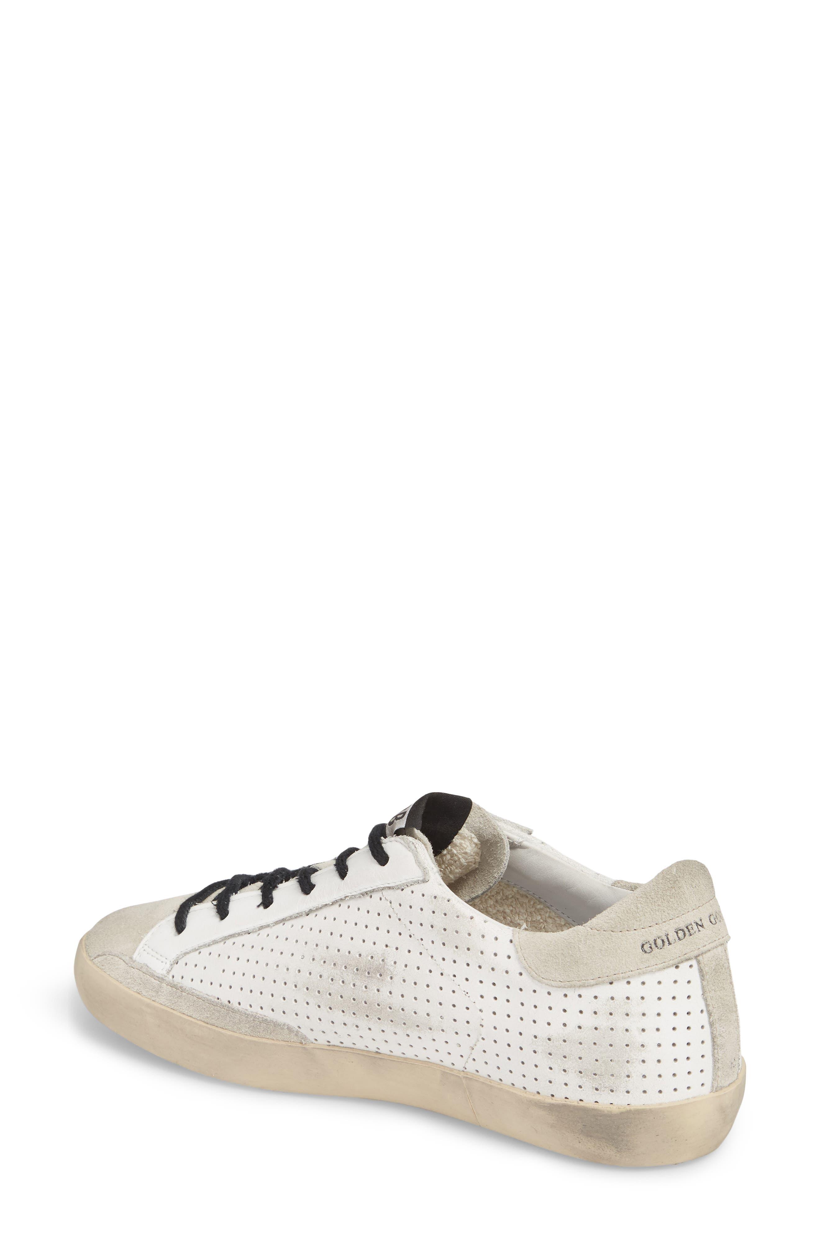 Alternate Image 2  - Golden Goose Superstar Heart Sneaker (Women)