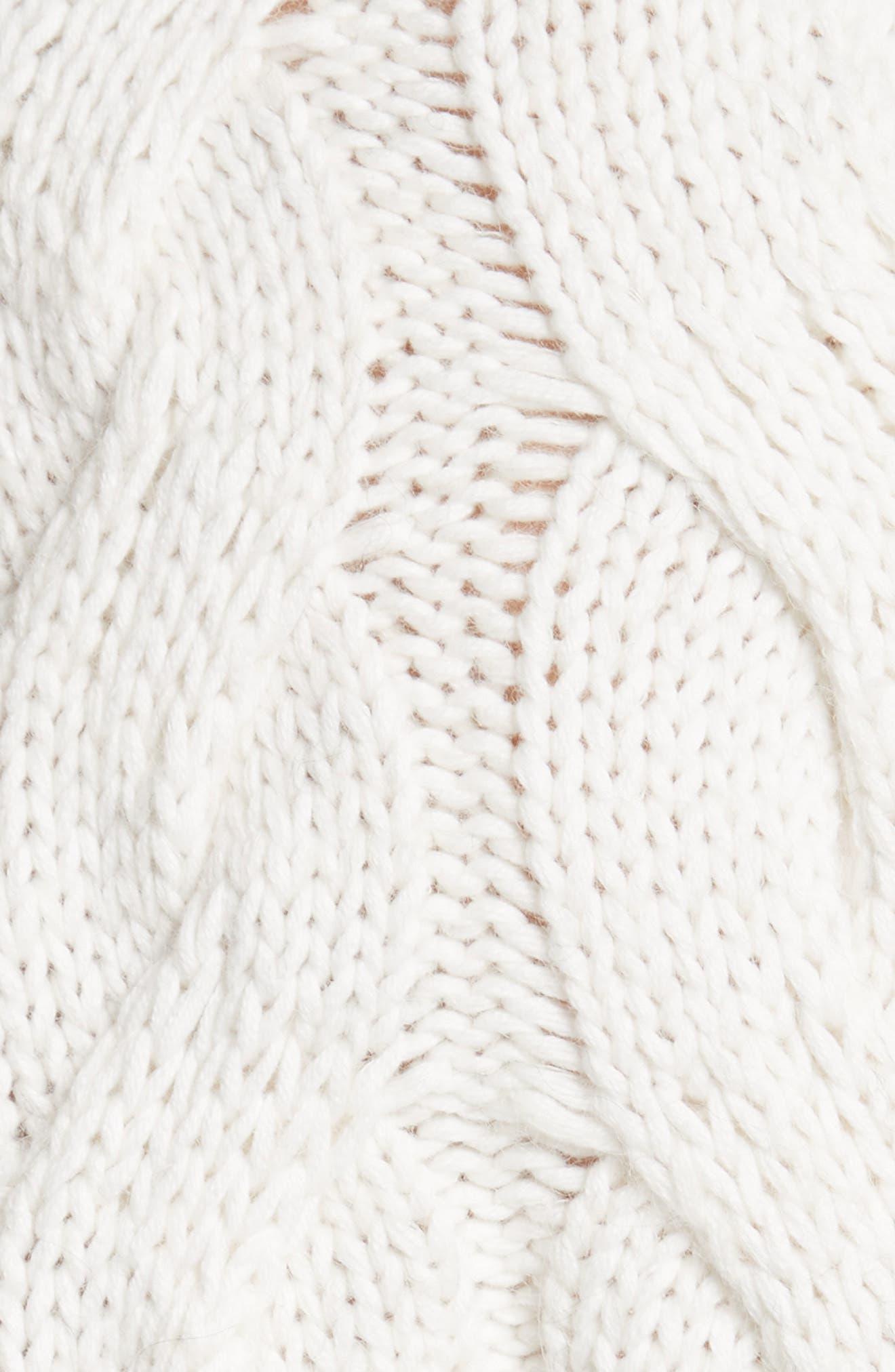Alternate Image 5  - IRO Fighla Distressed Sweater