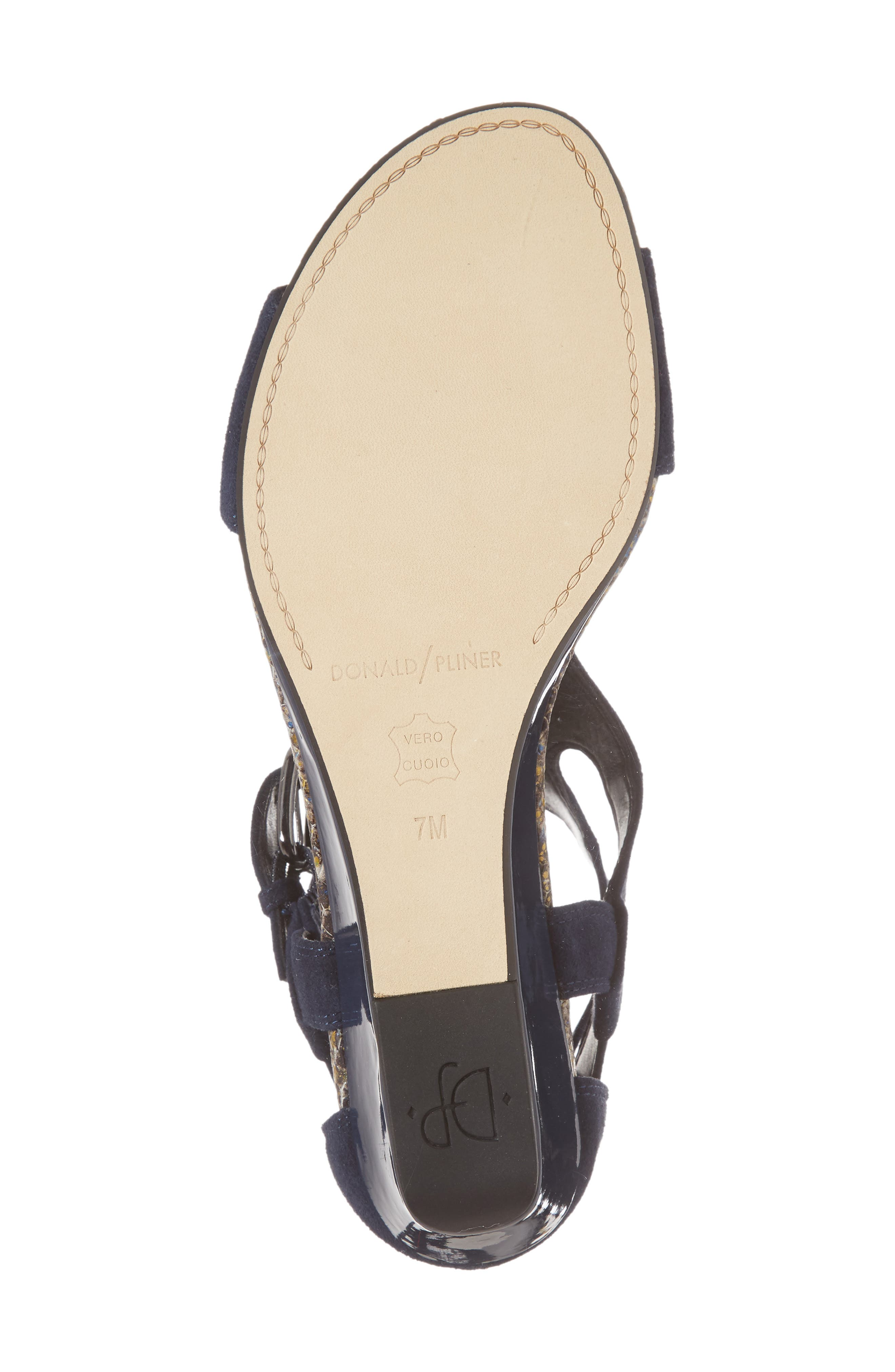 Alternate Image 6  - Donald Pliner Eden II Wedge Sandal (Women)