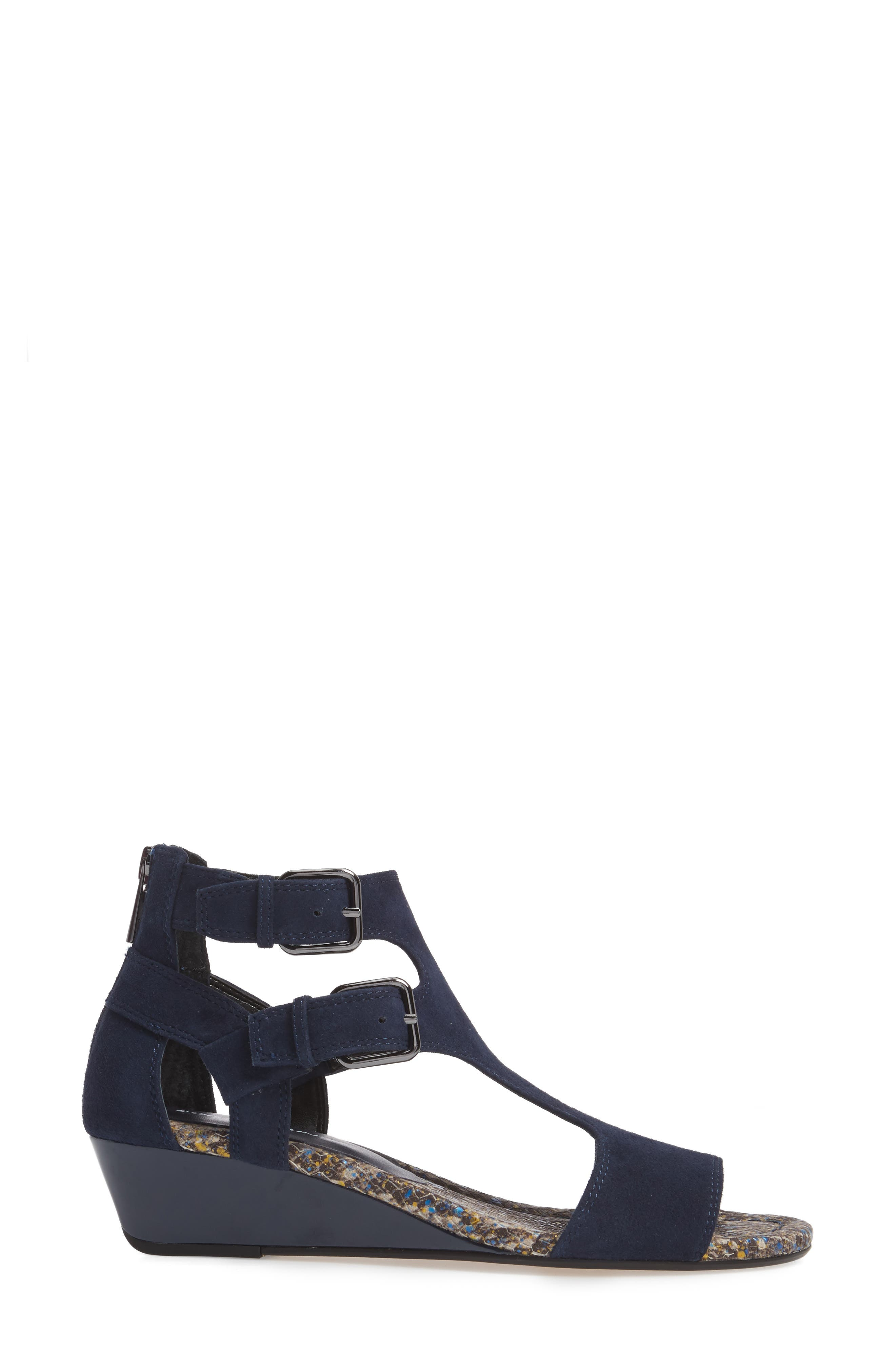 Alternate Image 3  - Donald Pliner Eden II Wedge Sandal (Women)