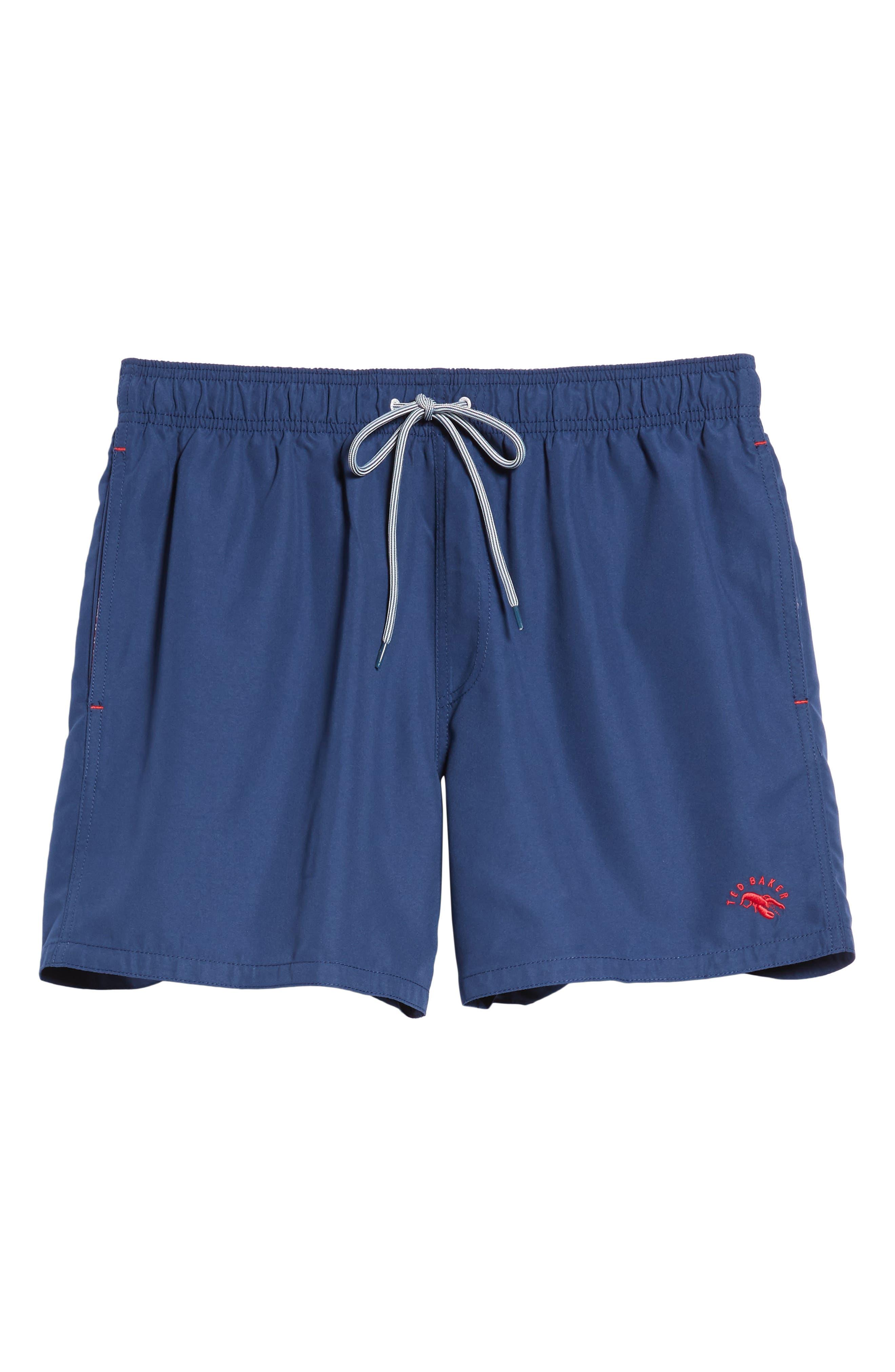 Alternate Image 6  - Ted Baker London Danbury Swim Shorts