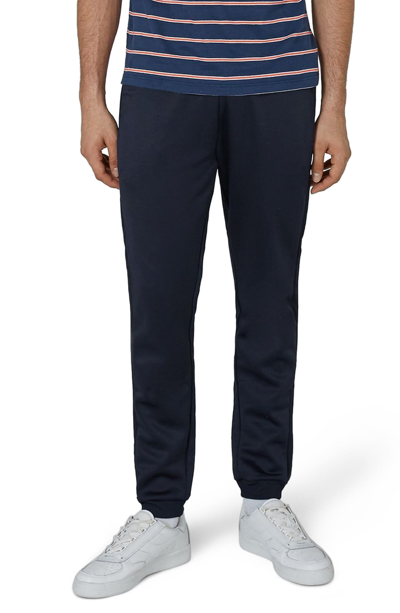 Track Sweatpants,                         Main,                         color, Dark Blue