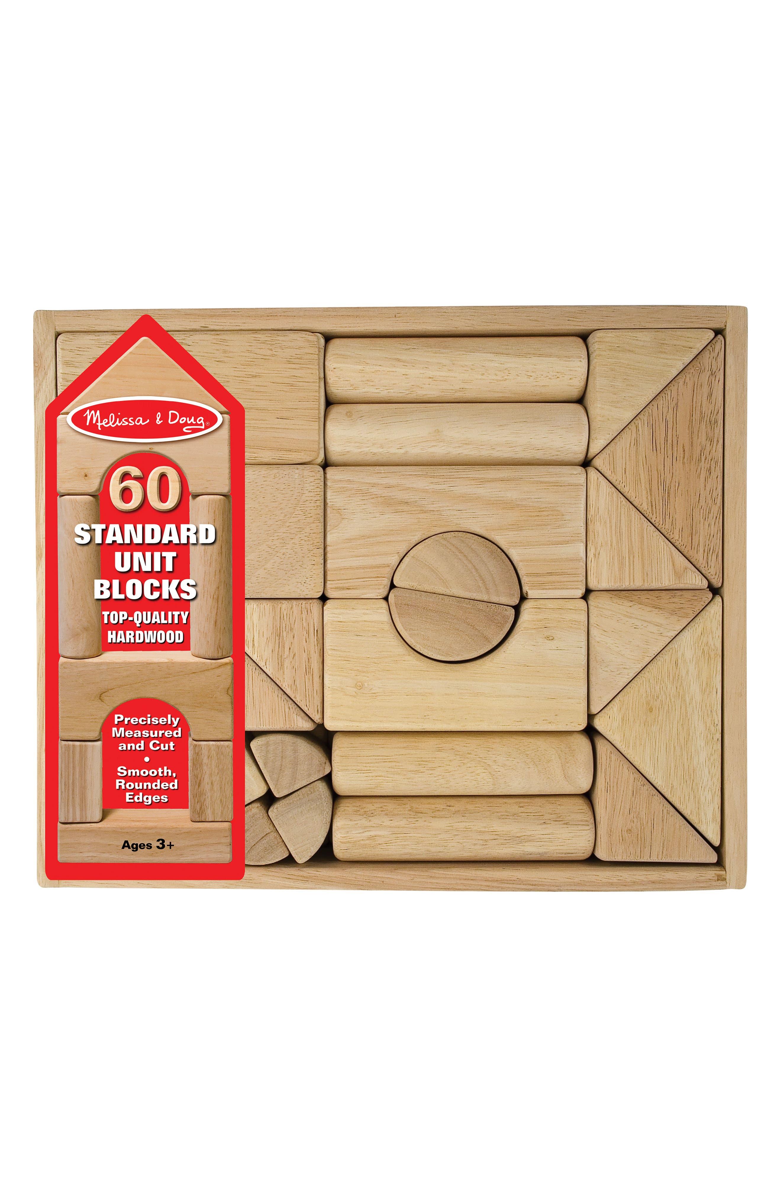 'Standard Unit' Block Play Set,                         Main,                         color, None