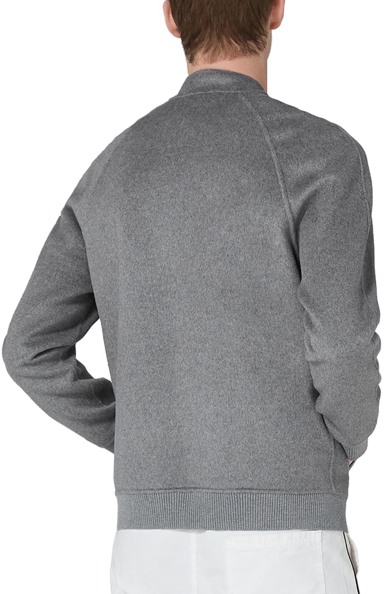 Alternate Image 2  - Topman Bomber Jacket