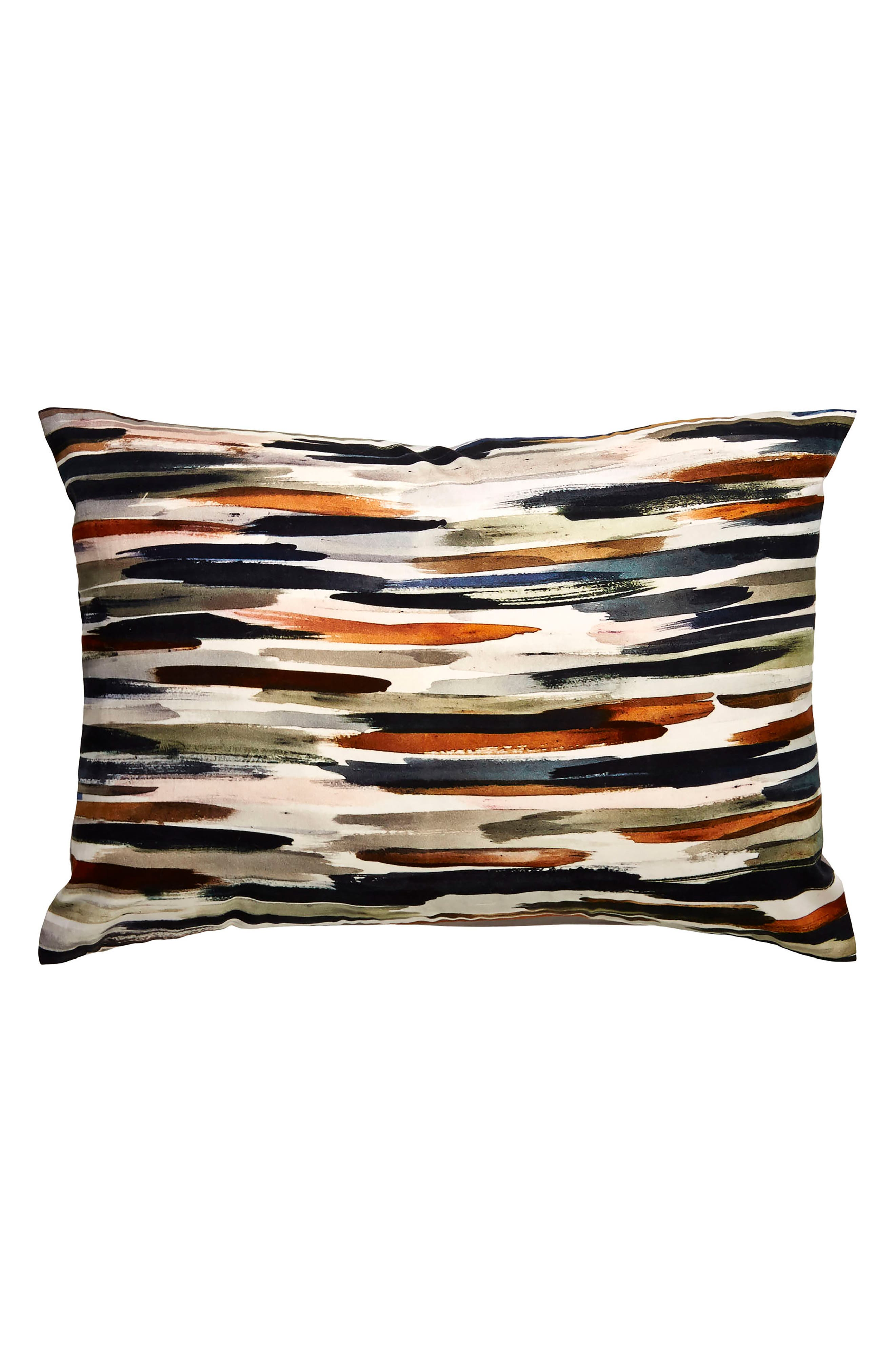 En Casa Accent Pillow,                         Main,                         color, Egret