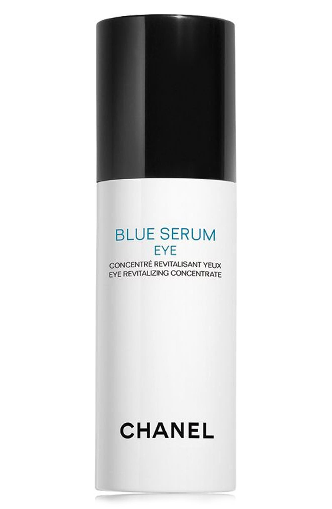 BLUE SERUM<br />Eye Revitalizing Serum,                             Main thumbnail 1, color,                             No Color