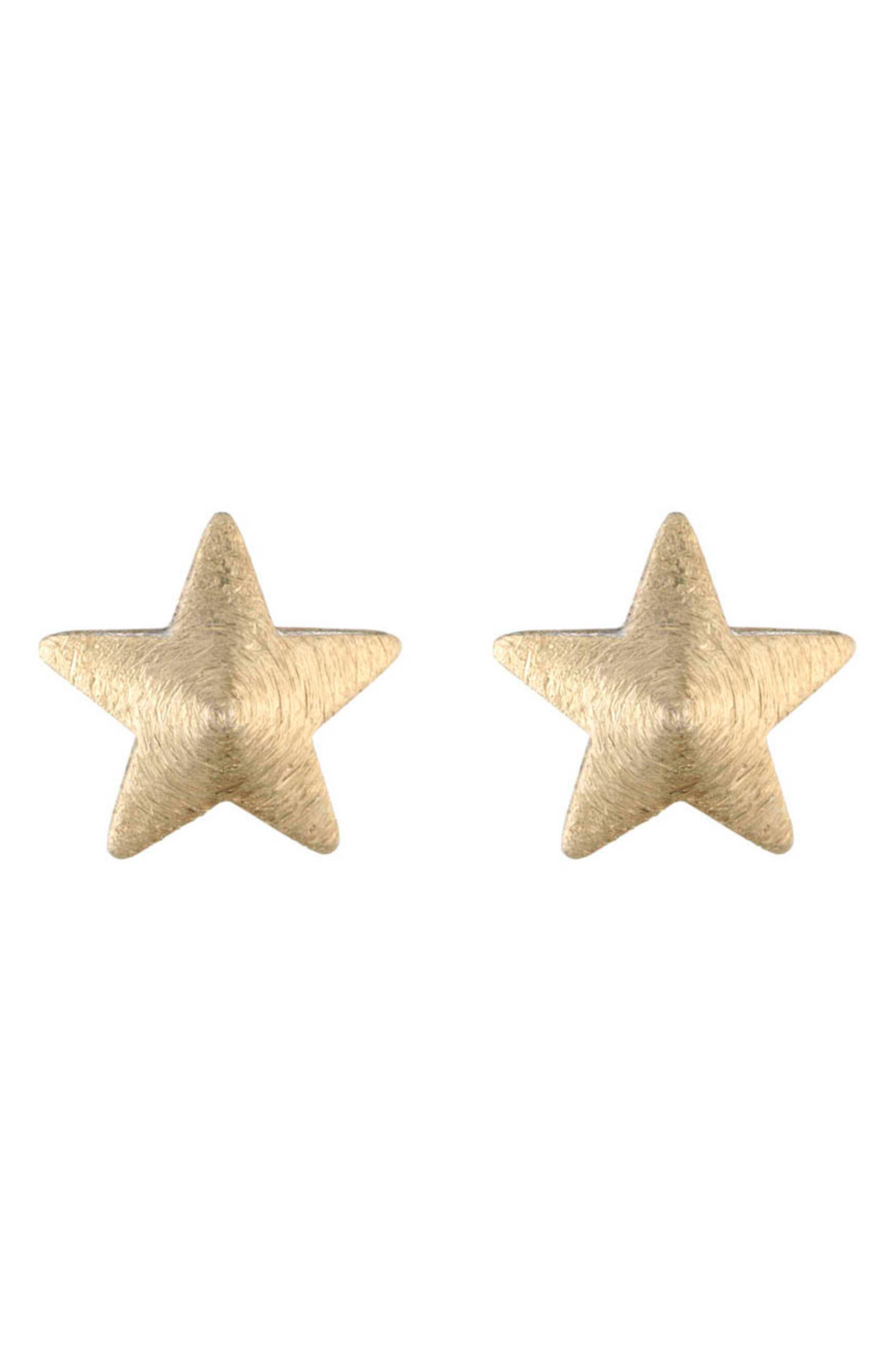 Alternate Image 3  - Estella Bartlett Bright Star Mini Stud Earrings
