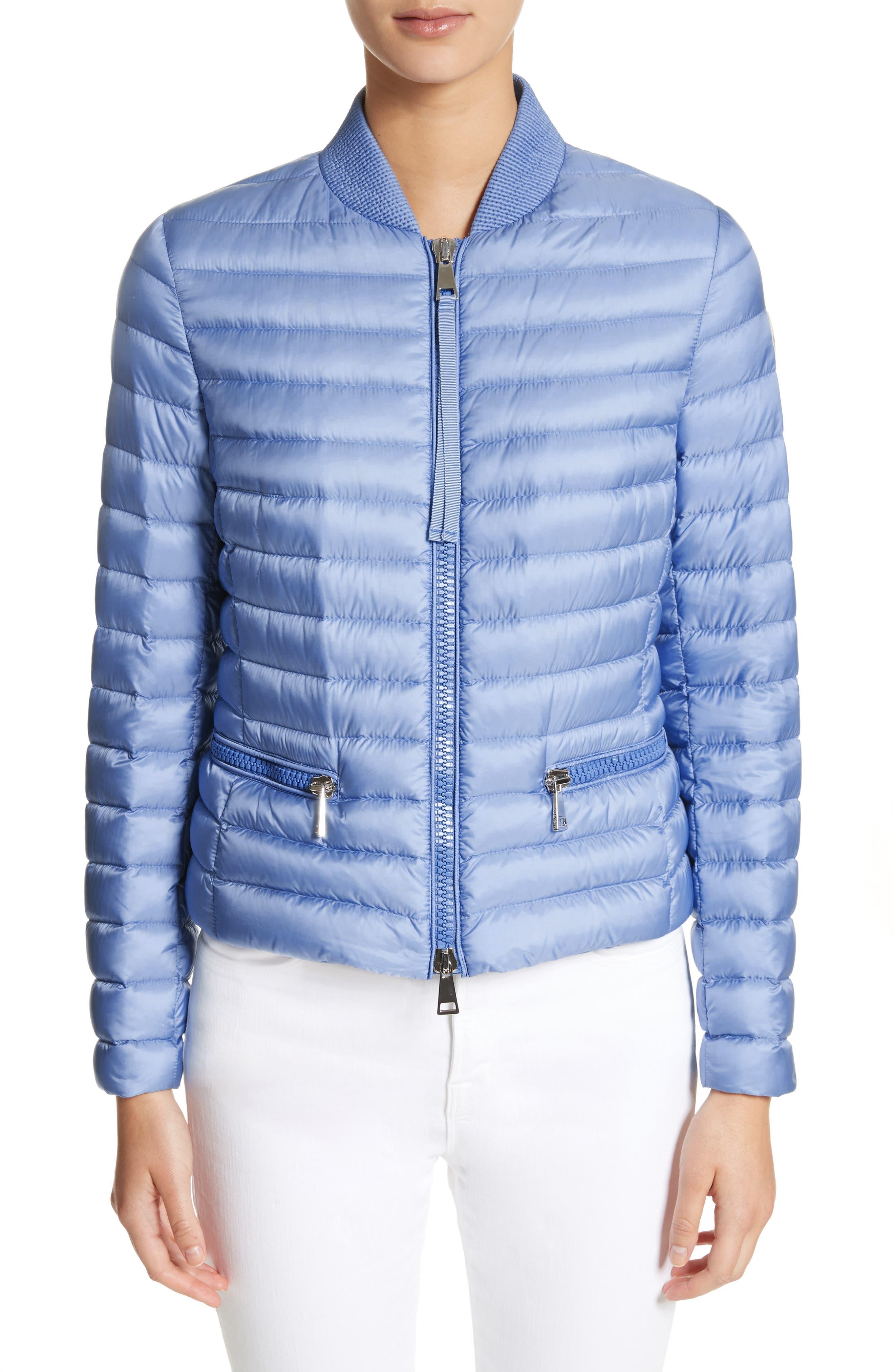 Blen Down Jacket,                         Main,                         color, Blue