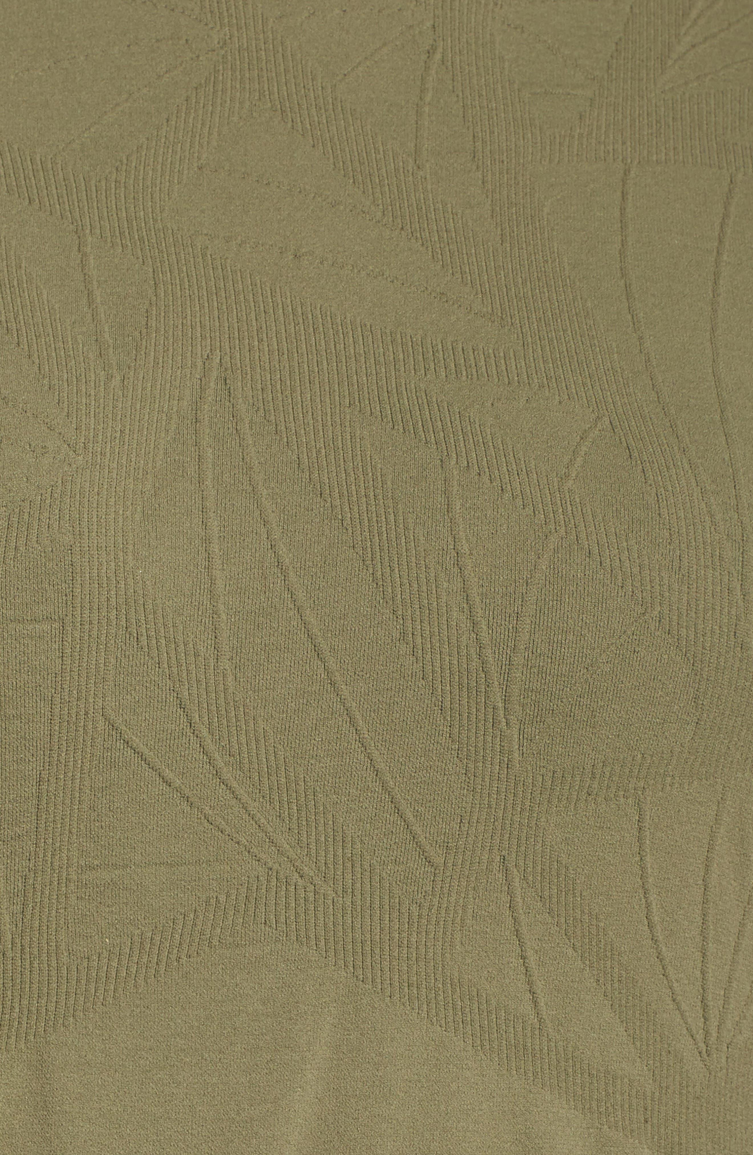 No Boundary Hoodie,                             Alternate thumbnail 6, color,                             Deep Lichen Green