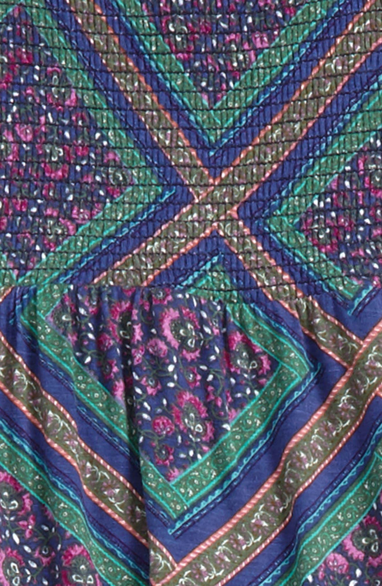 Kelly Knit Jumpsuit,                             Alternate thumbnail 2, color,                             Blue