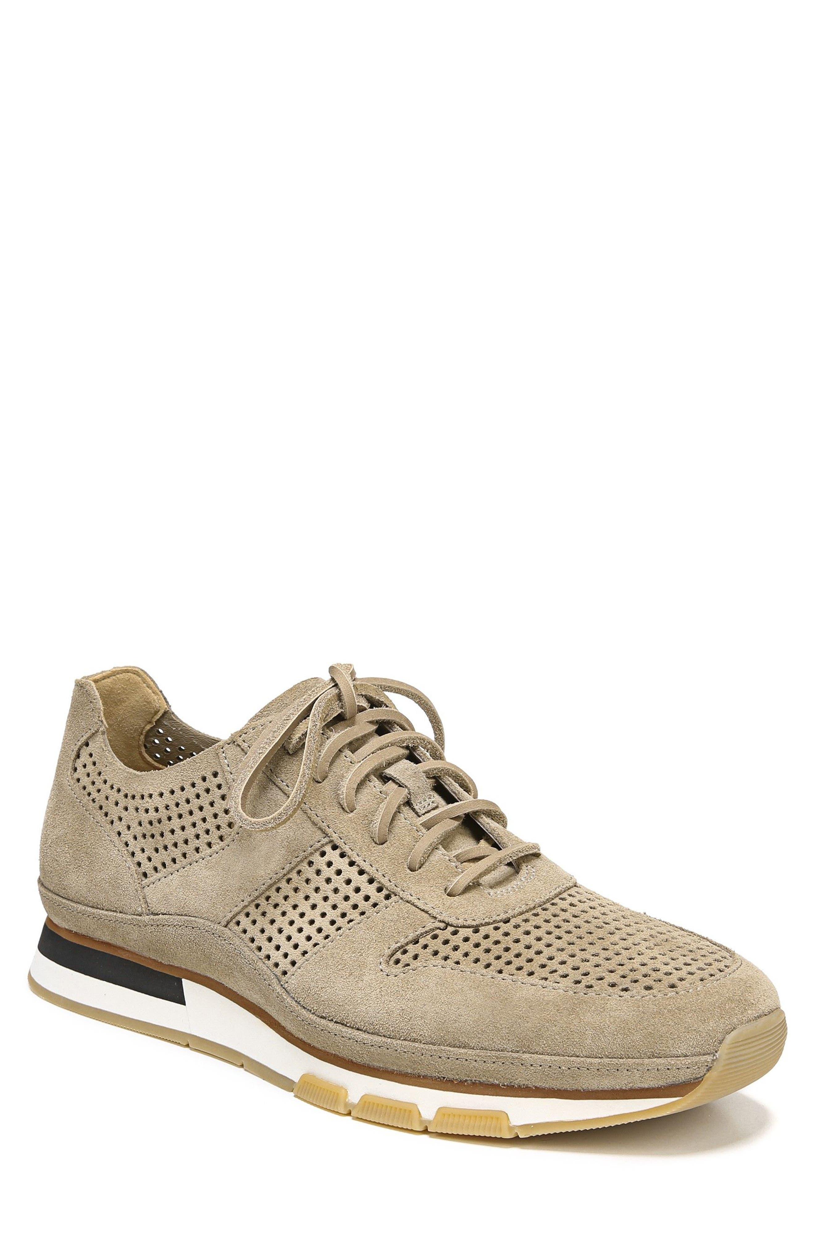 Vince Larson Perforated Sneaker (Men)