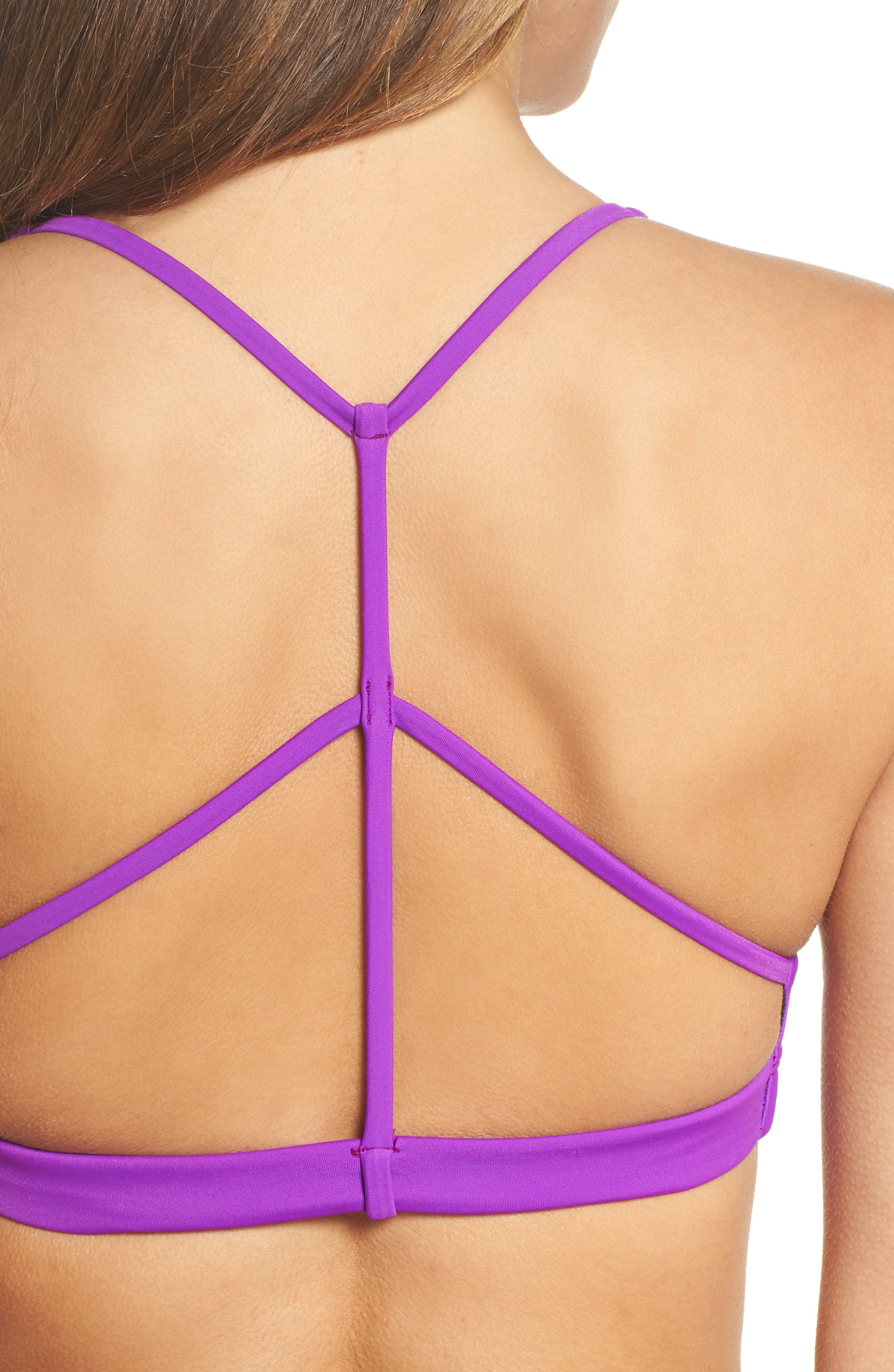 Alternate Image 6  - Onzie Pyramid Sports Bra