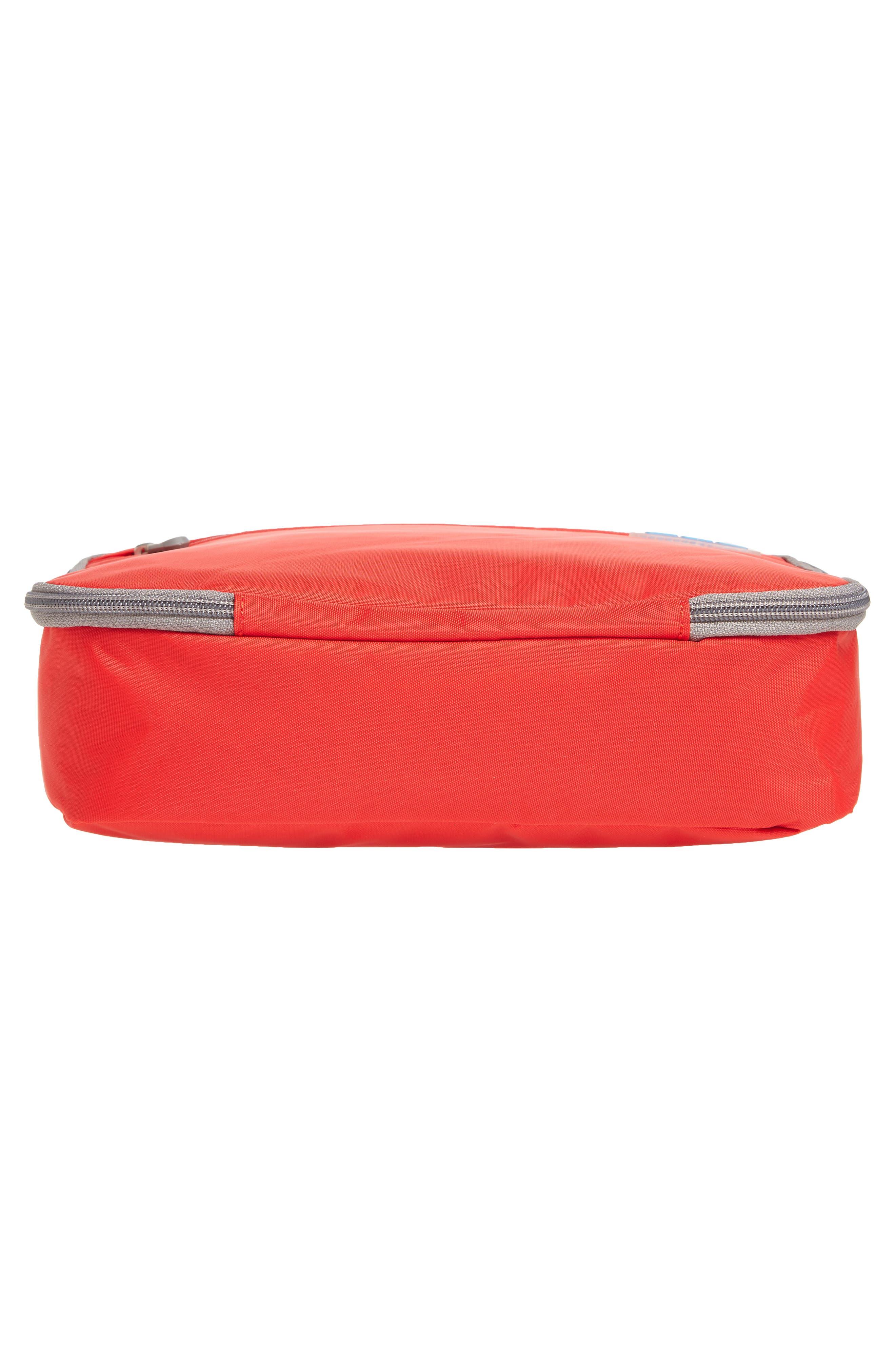 Seat Pak Pro Plane Seat Organizer,                             Alternate thumbnail 5, color,                             Red