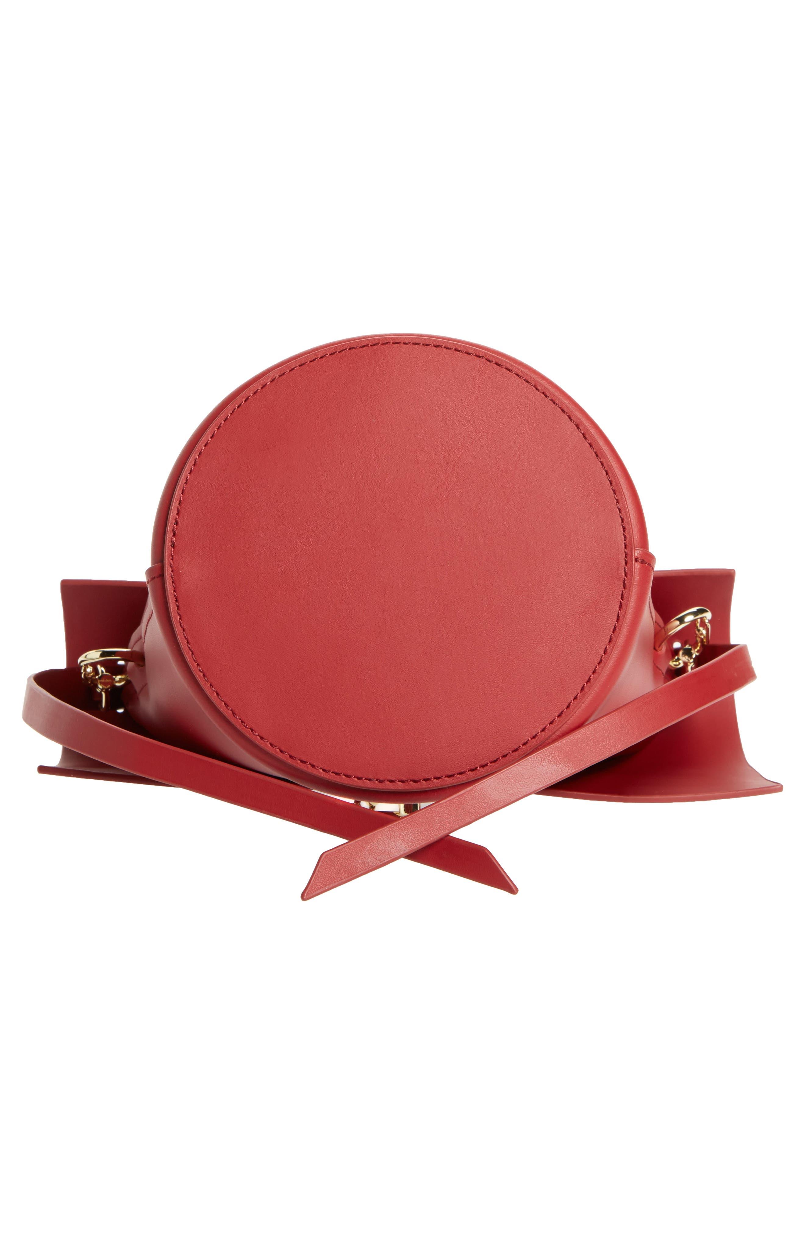 Alternate Image 6  - ZAC Zac Posen Belay Calfskin Leather Crossbody Bucket Bag