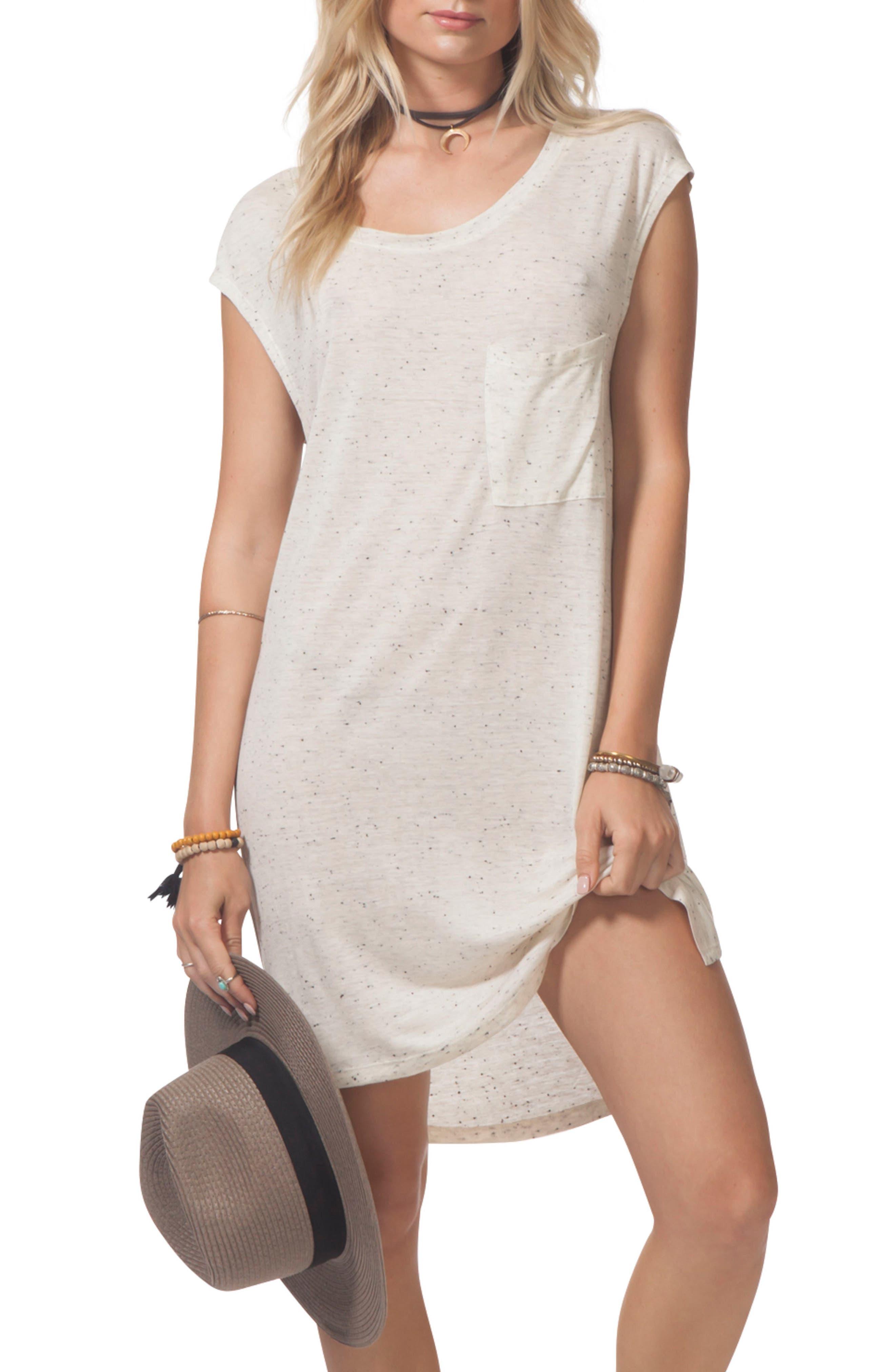 Alternate Image 1 Selected - Rip Curl Premium Surf Knit Dress
